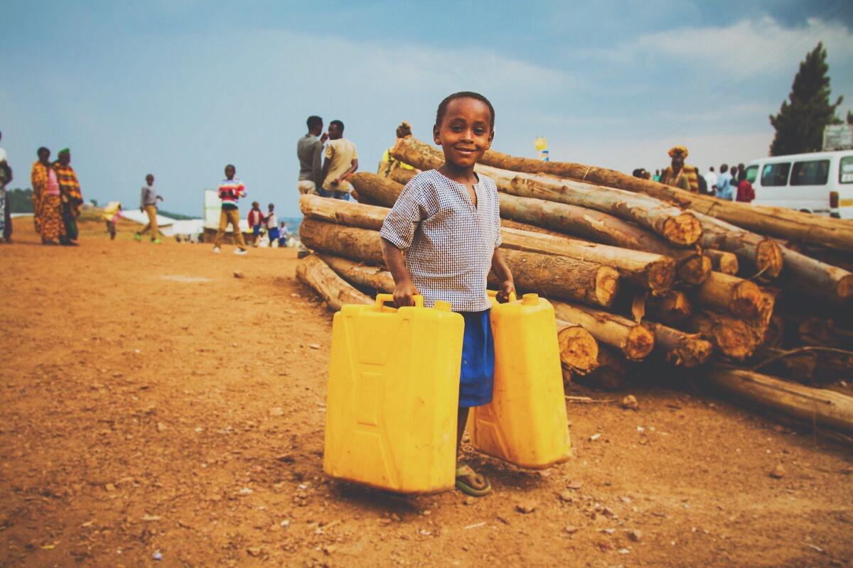 Children of Gihembe by Matt