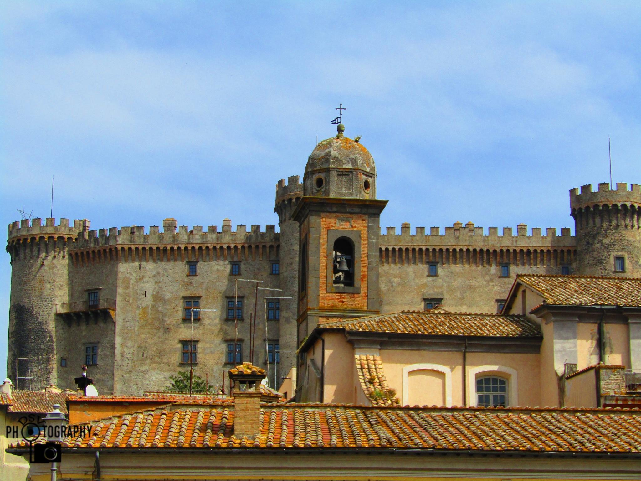 Bracciano Castel  by Darie Stefan