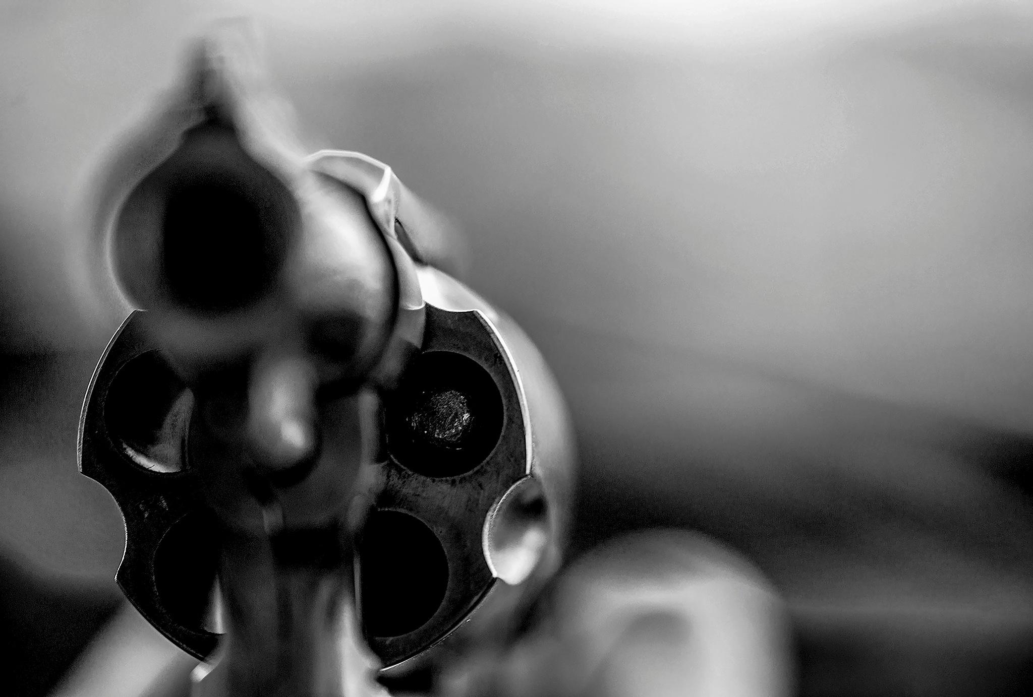 Russian Roulette! by Gustavo Almeida