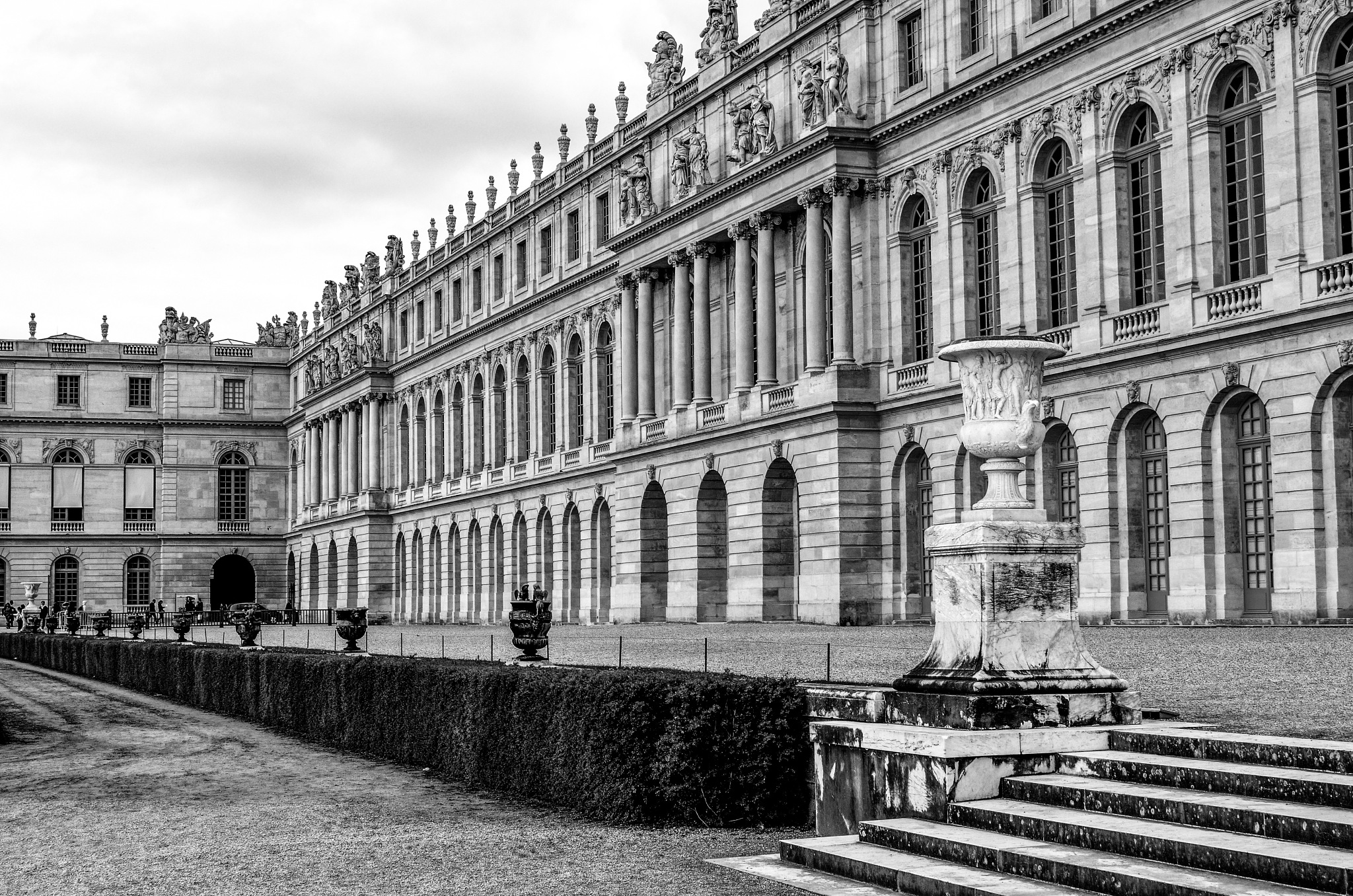 Château de Versailles - France ____________________________ by Gustavo Almeida