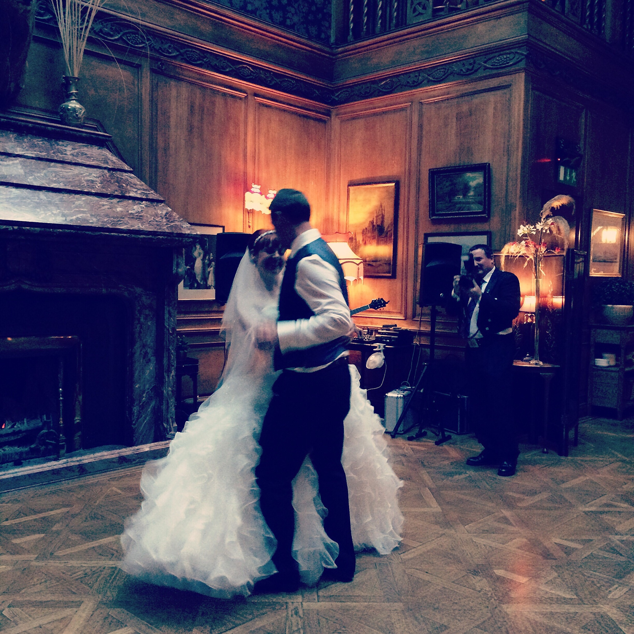 First dance  by Gregor Maclennan
