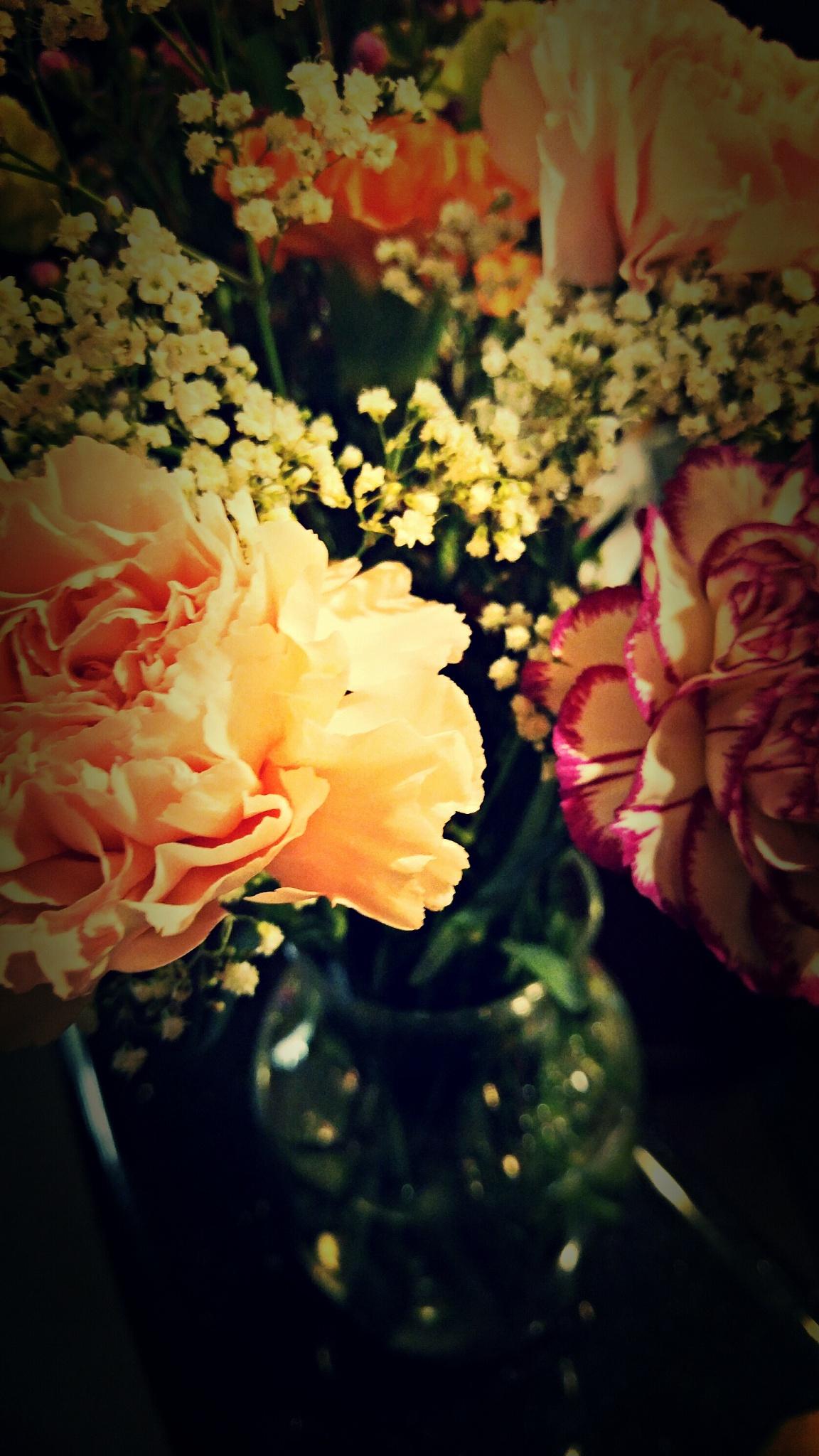 Flowers by Chade Woodard