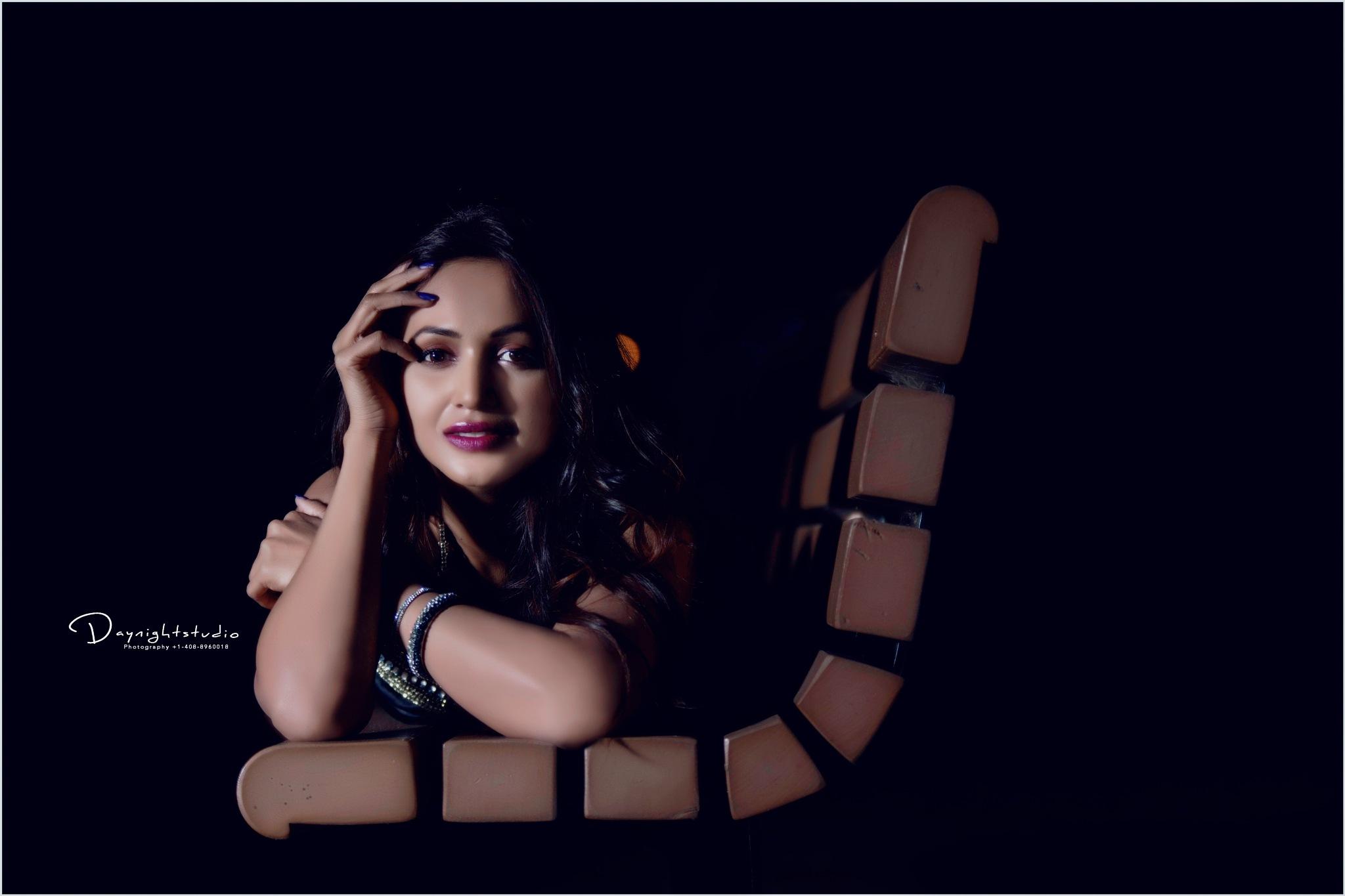 Model and Singer Pallavi  by Nihang Khalsa Singh
