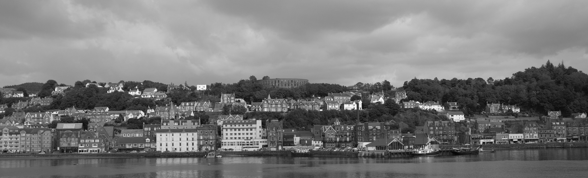 Oban by Simon Welch