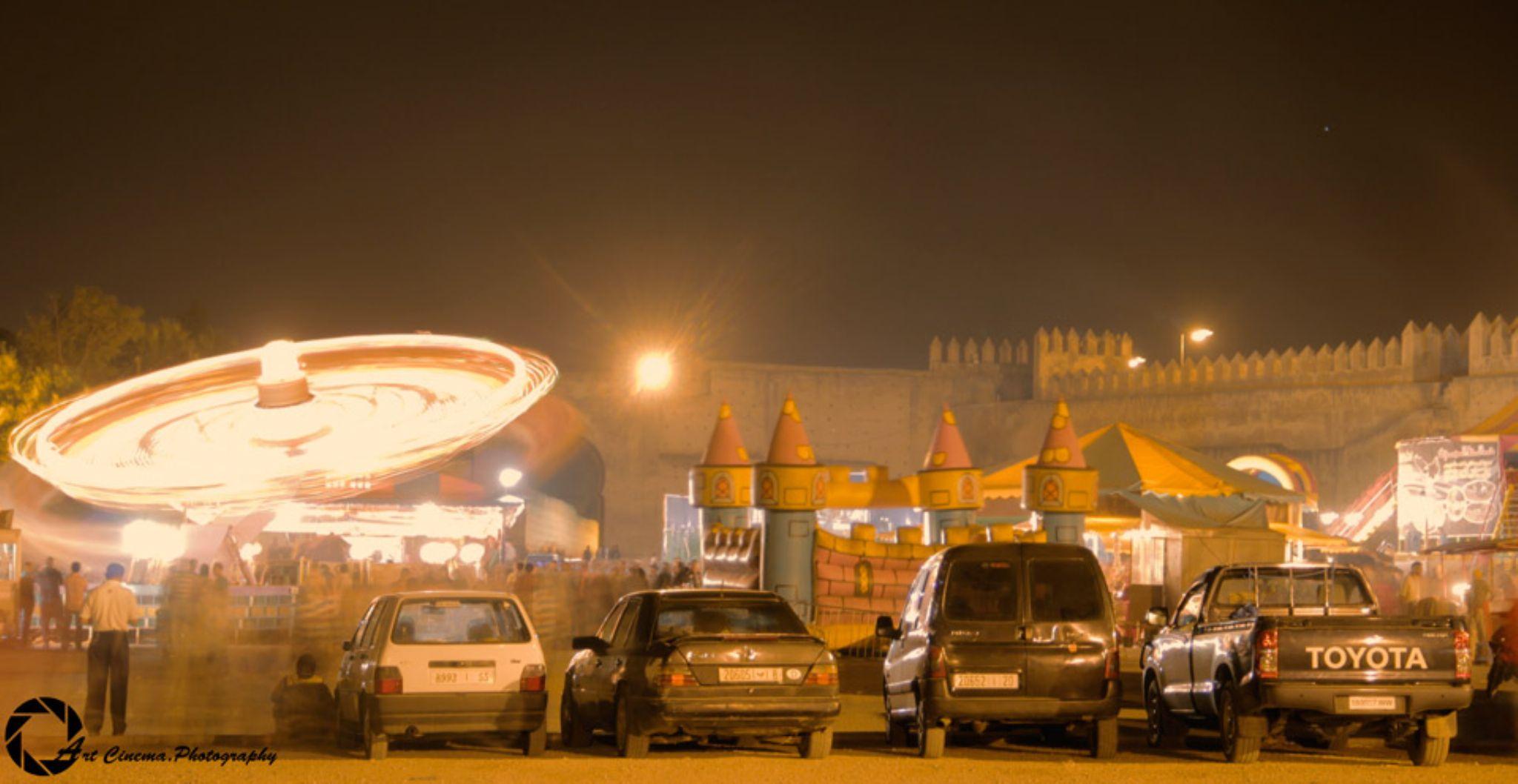 Plaza Boujeloud.. by Najib Khayati