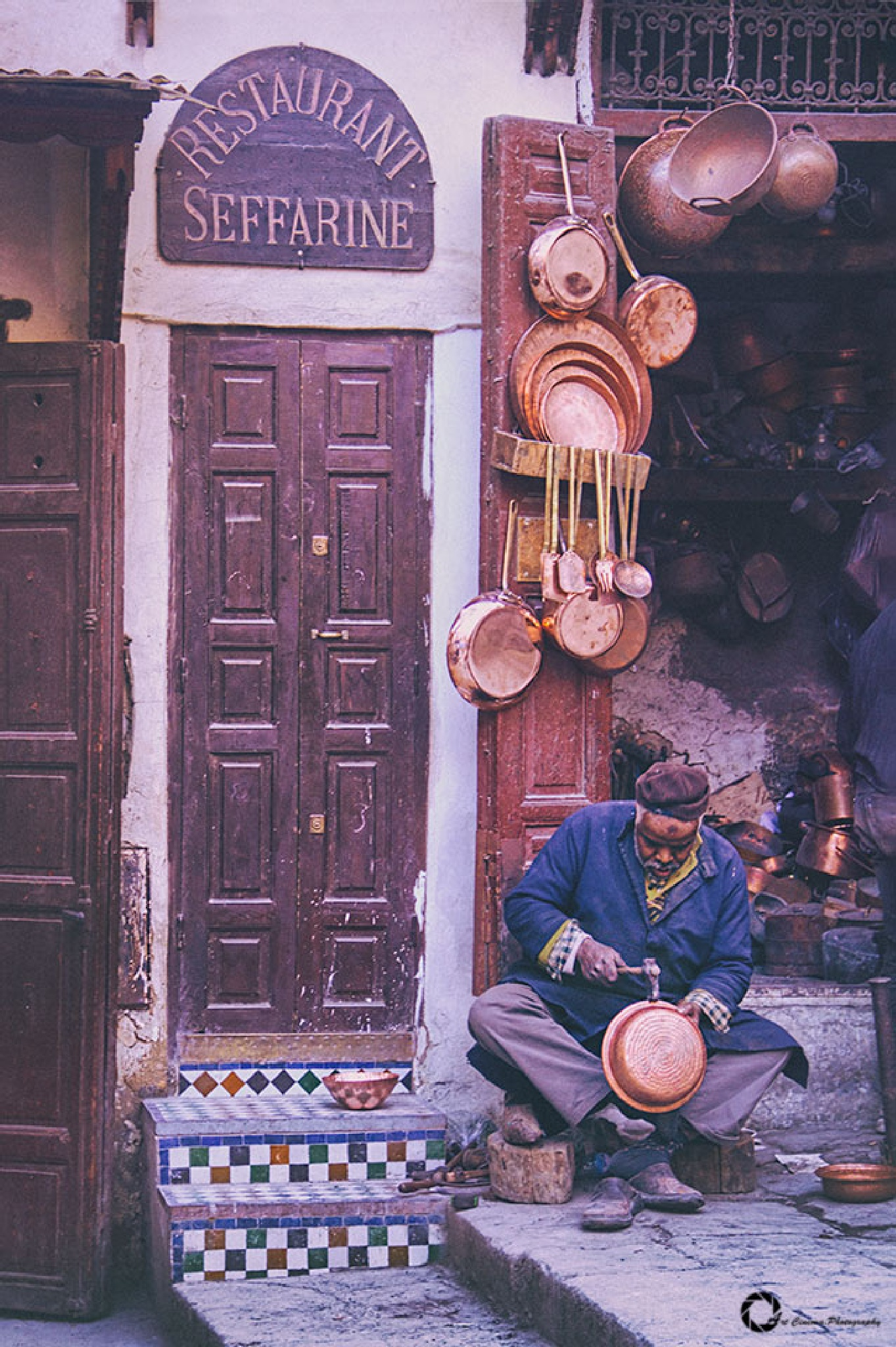 Morocco's arts and handcraft by Najib Khayati