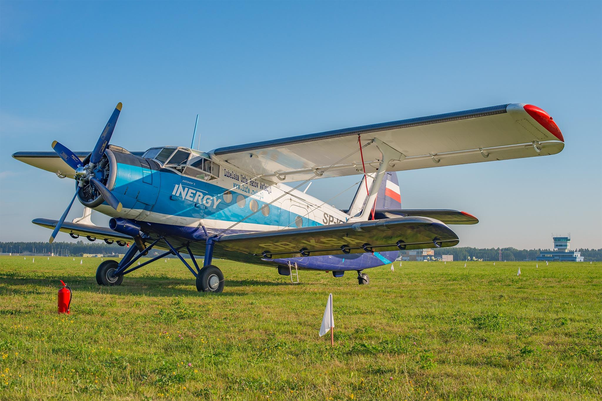 Antonov An-2 by Damian Pawlos