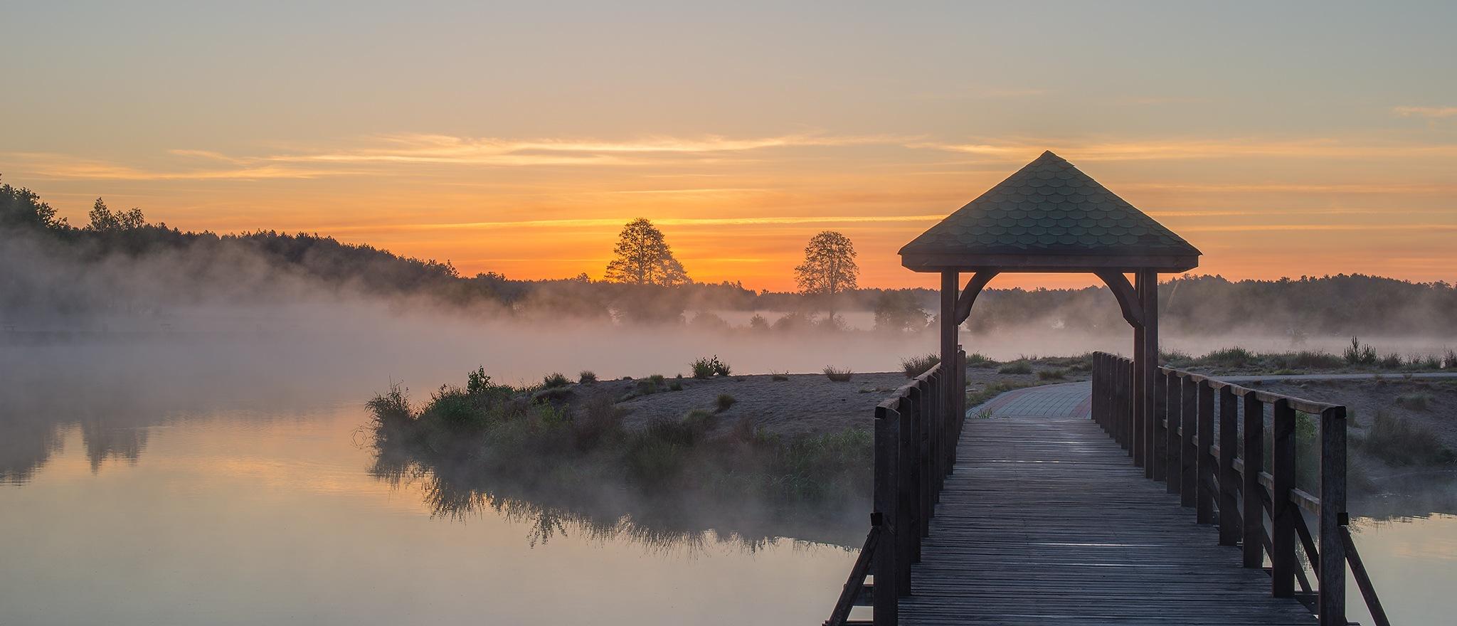 Misty Lake - part4 by Damian Pawlos