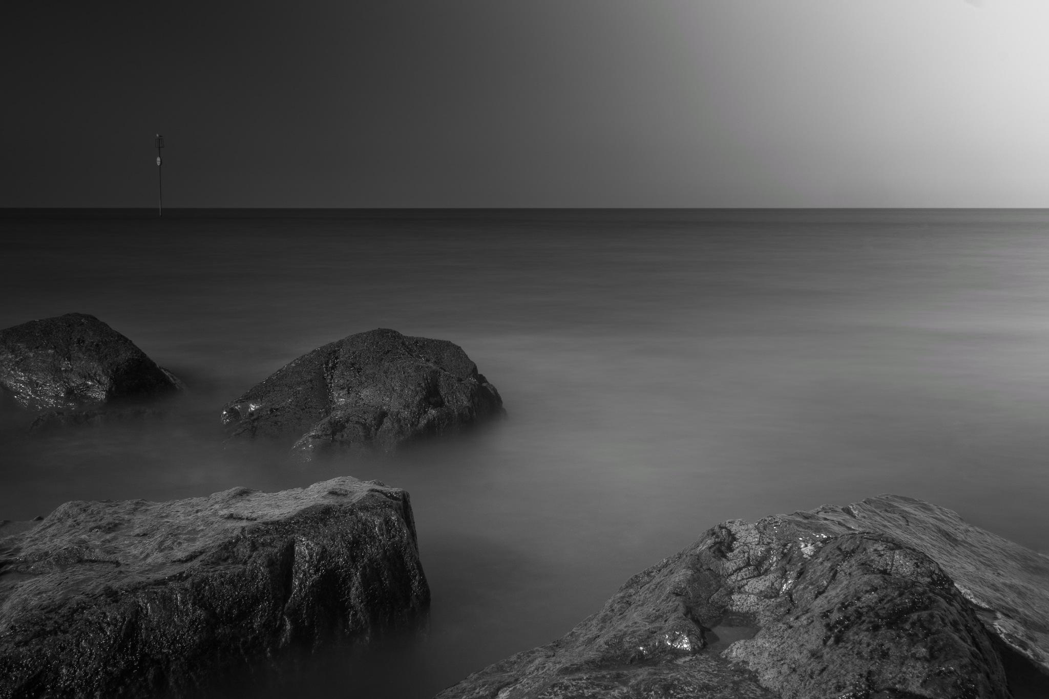 Gloomy seas... by Ash Taylor