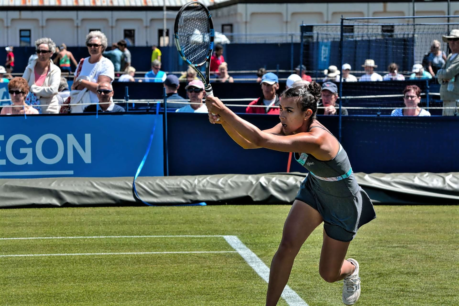 Tennis action 4 by ianstandivan