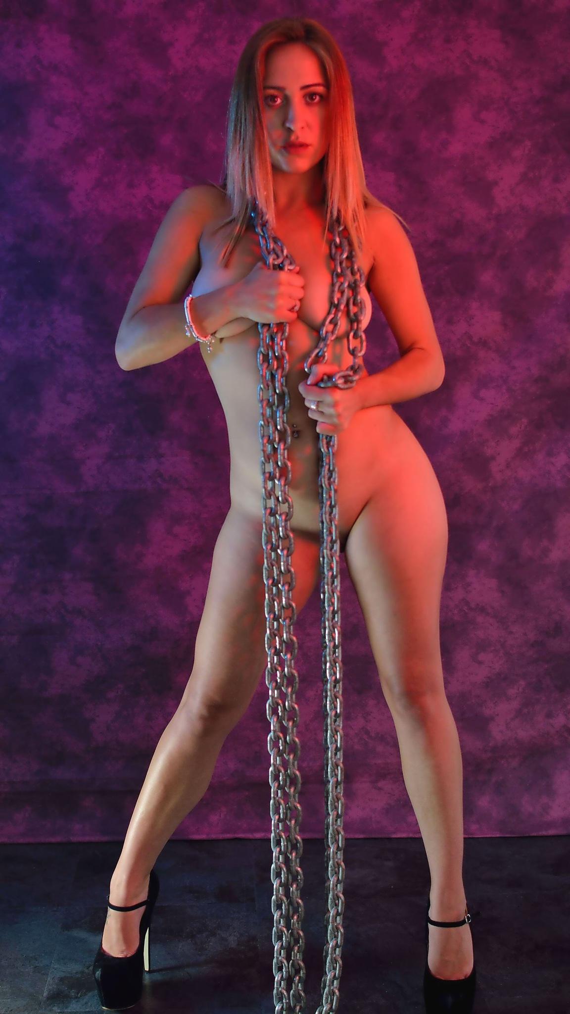 Sam in chains...again by ianstandivan