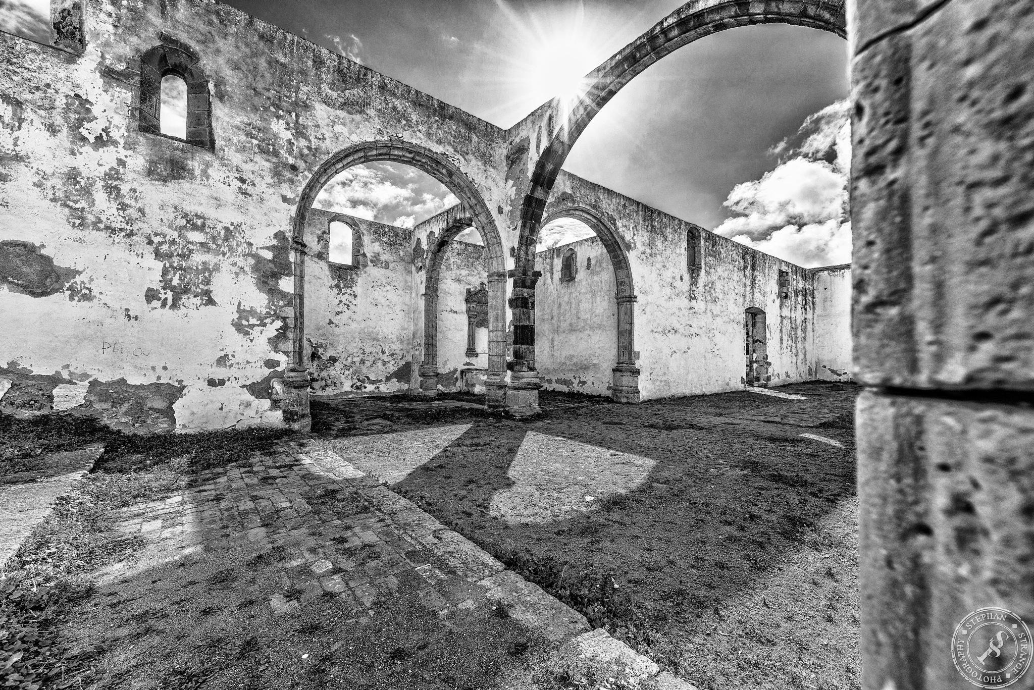 Convento de San Buenaventura by StephanStrange