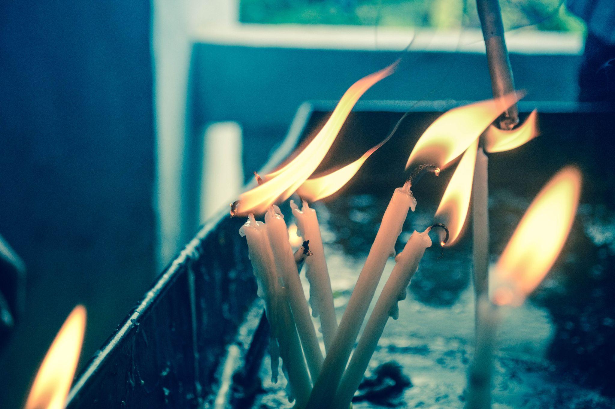 Flame by Chetan Kumar