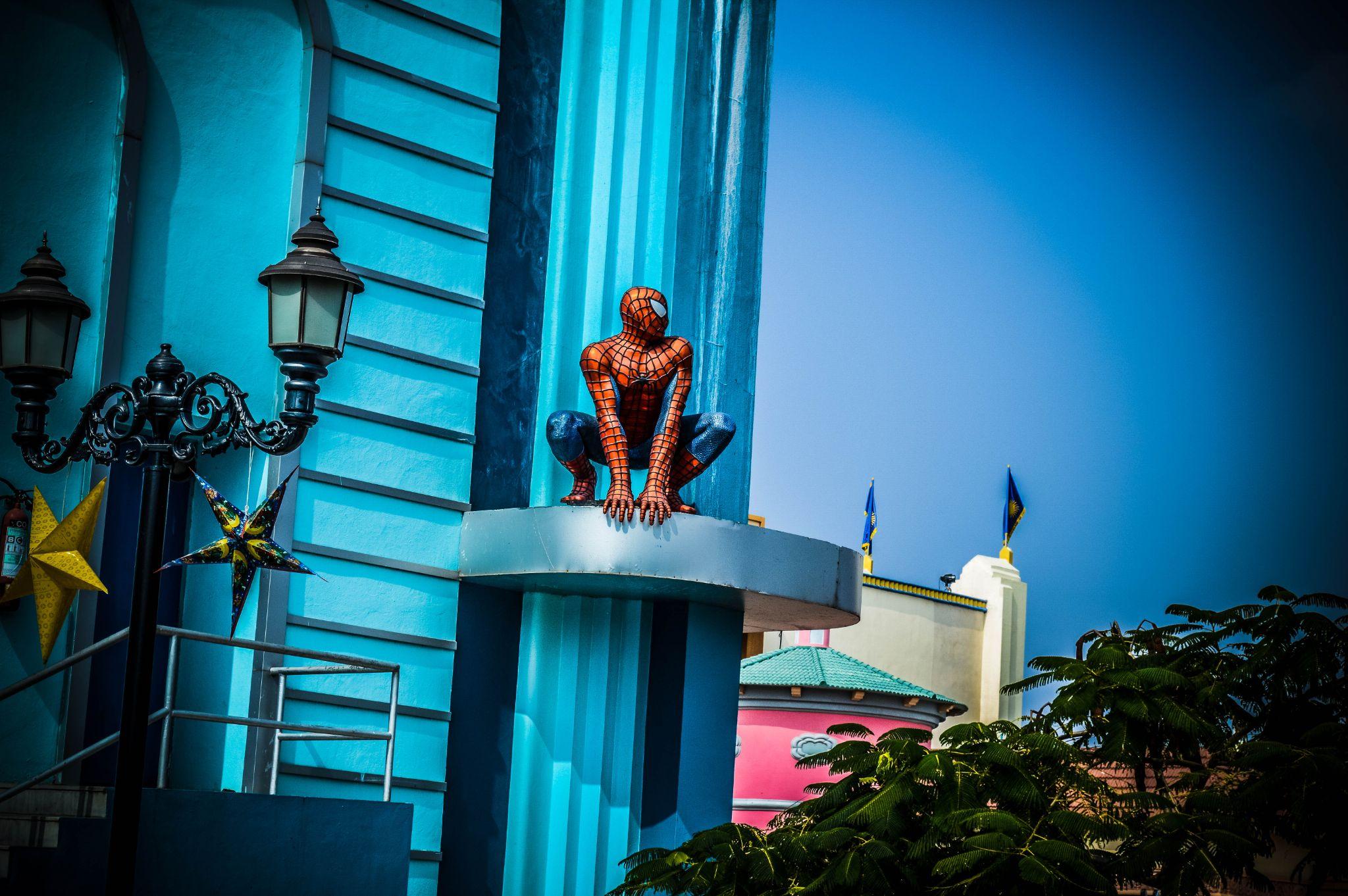 SpiderMan by Chetan Kumar
