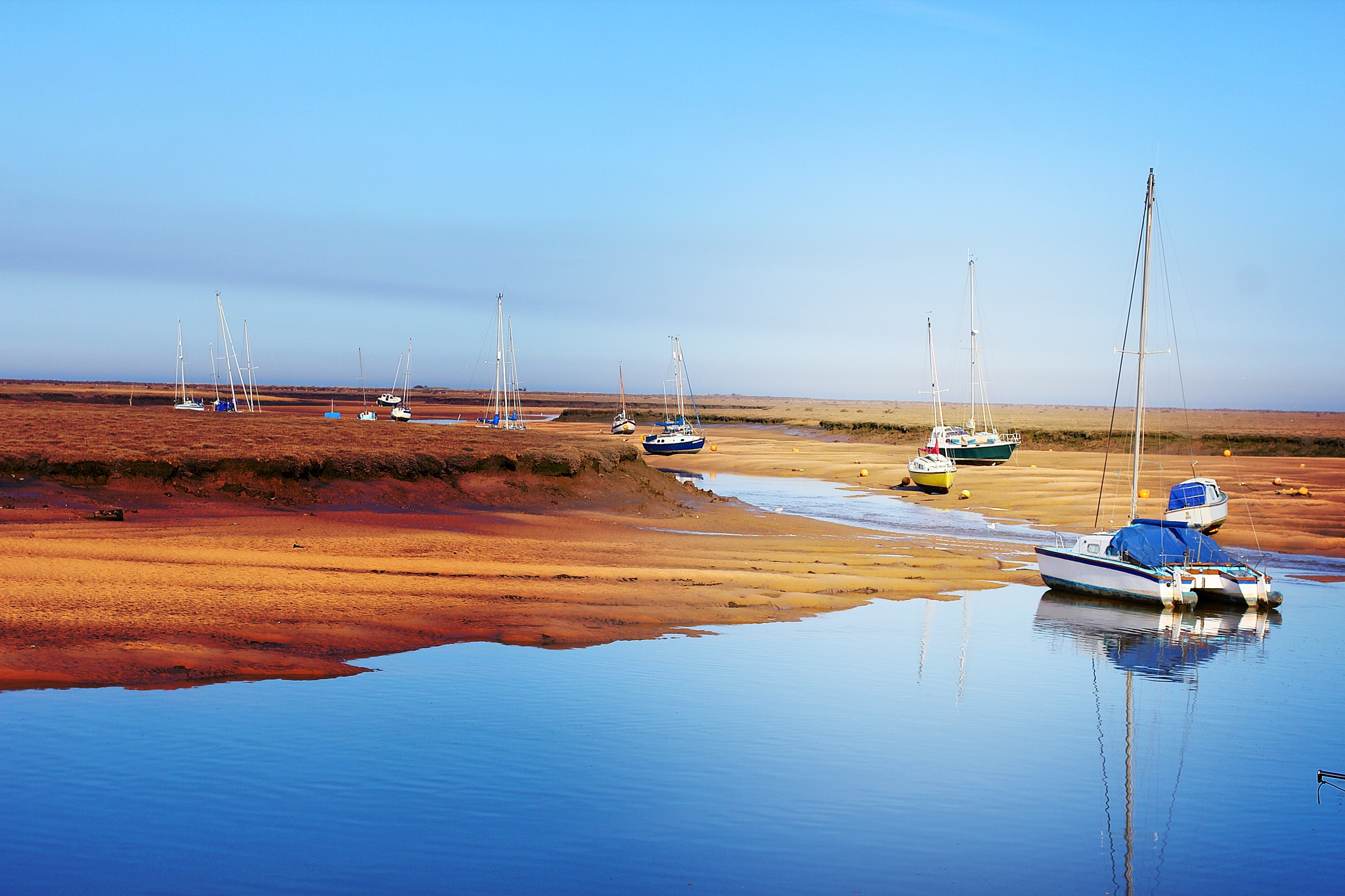Wells next the sea by Lsb23