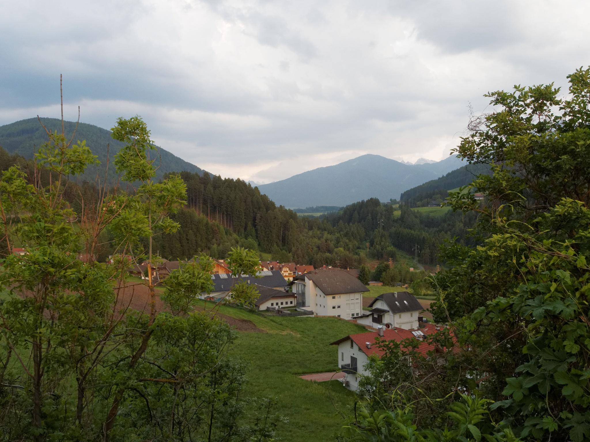 Photo in Landscape #mountain #tirol #austria #italy #sun