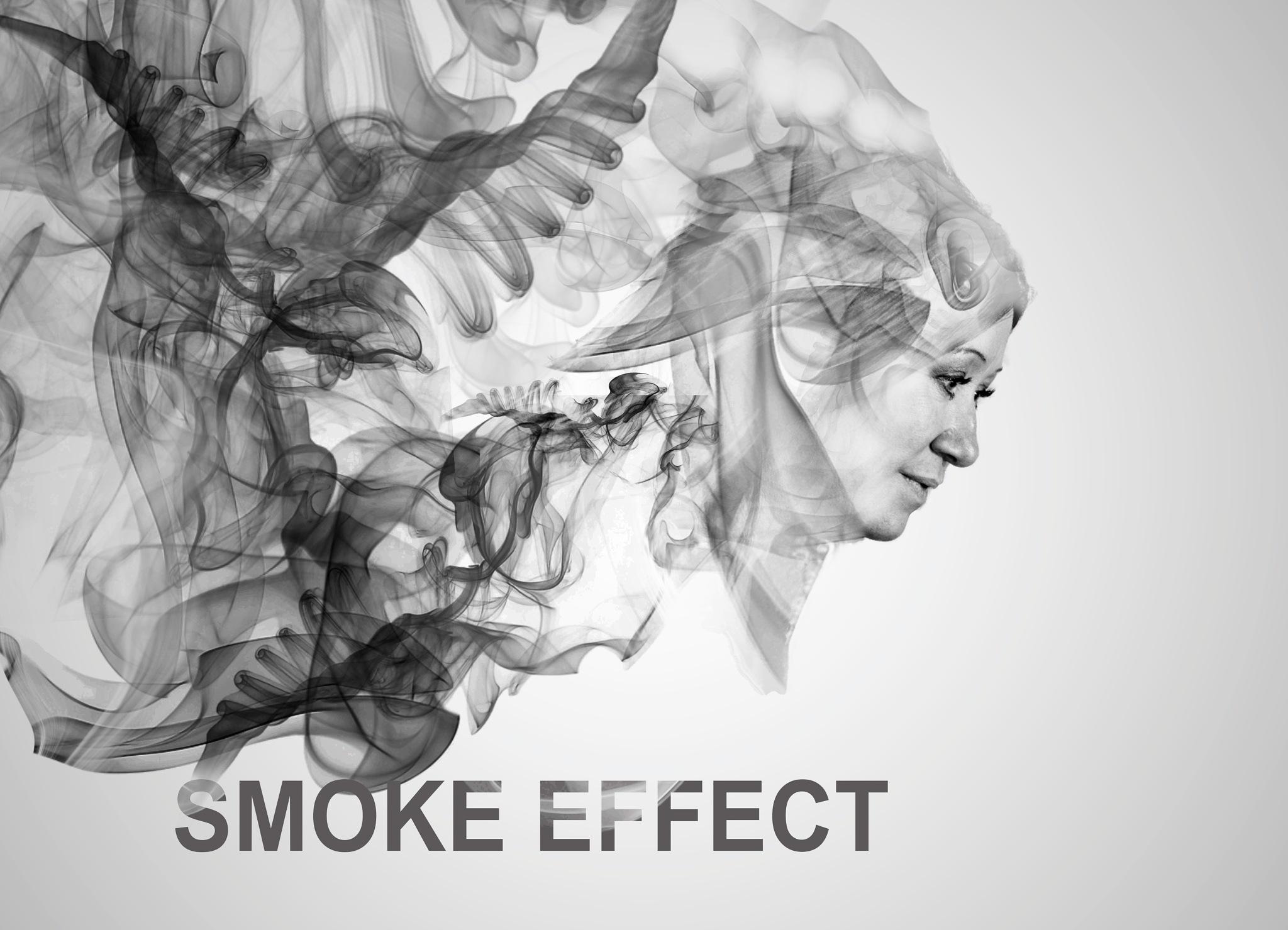 Smoke Effect by Gary Bibby