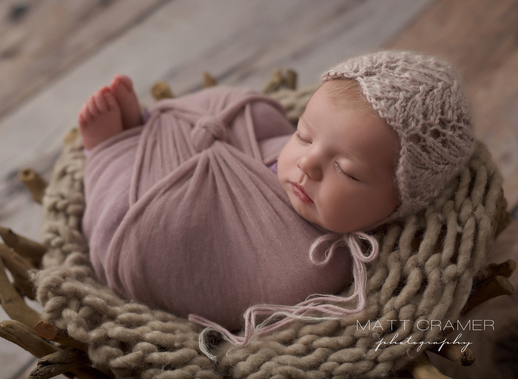 Organic Newborn Photography by Los Angeles Newborn Photography | Matt Cramer Photography