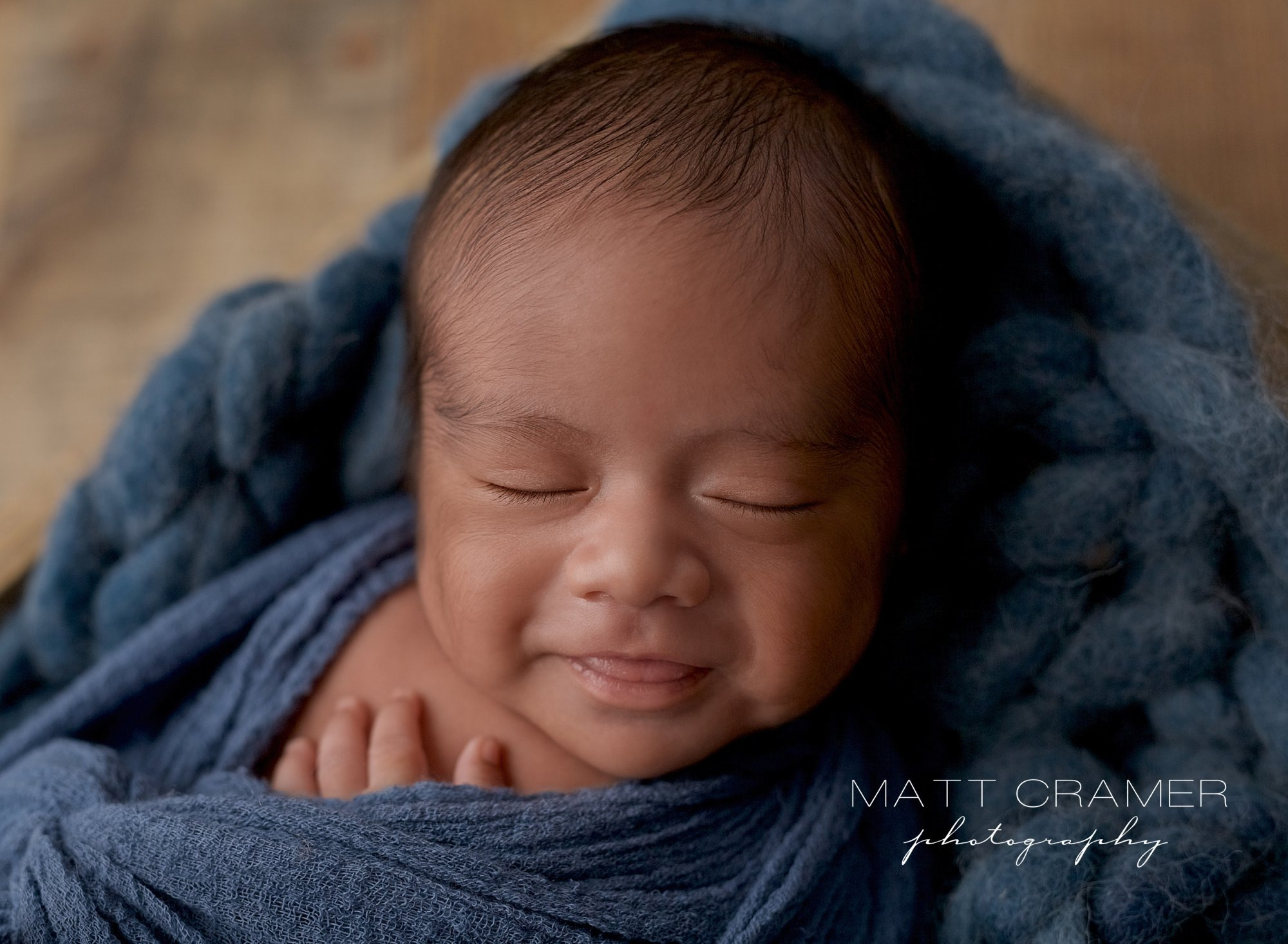 Don't worry, be happy by Los Angeles Newborn Photography | Matt Cramer Photography