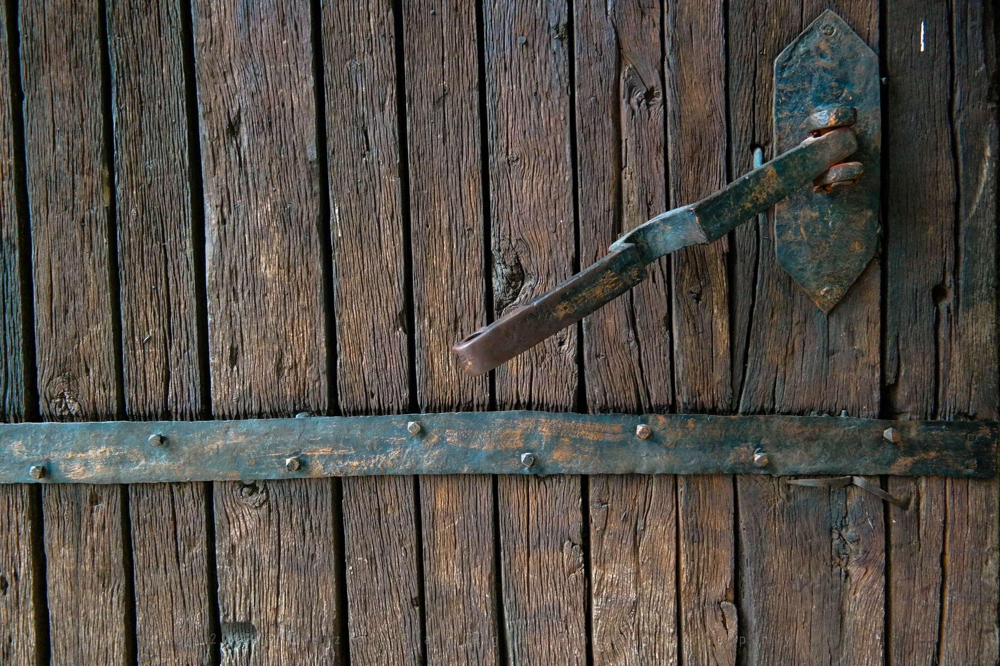 Door.. by Guzel Sarigul