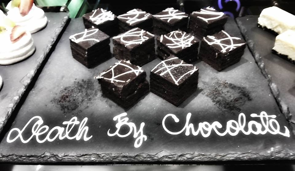 Death by Chocolate by Arvin Cada