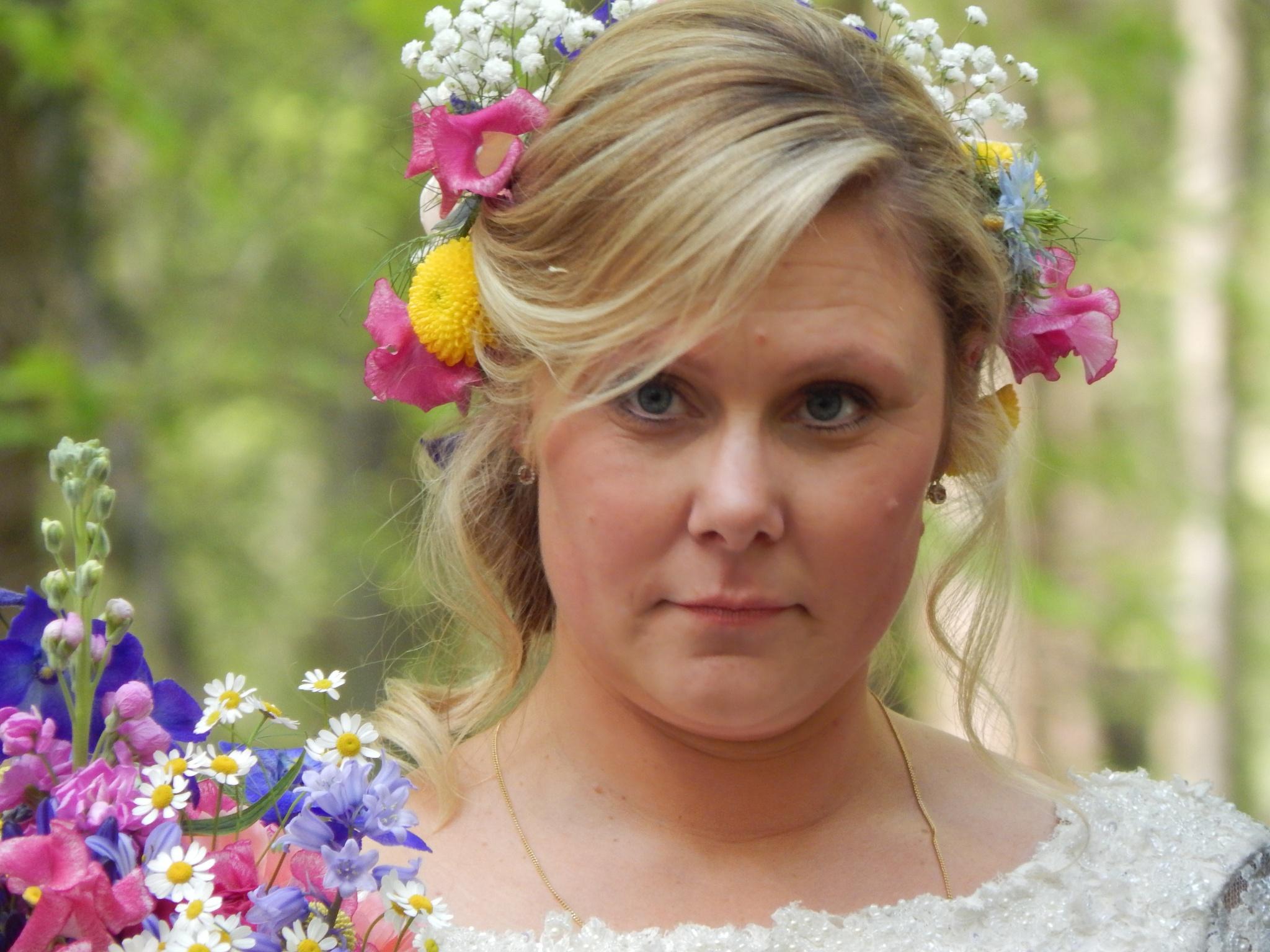 Fairytale bride. by Amanda McGeehan