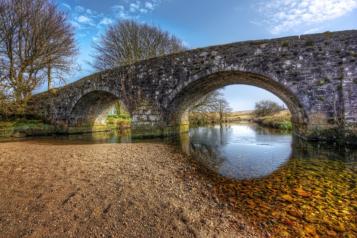 Dartmoor Bridge by GaryCorken