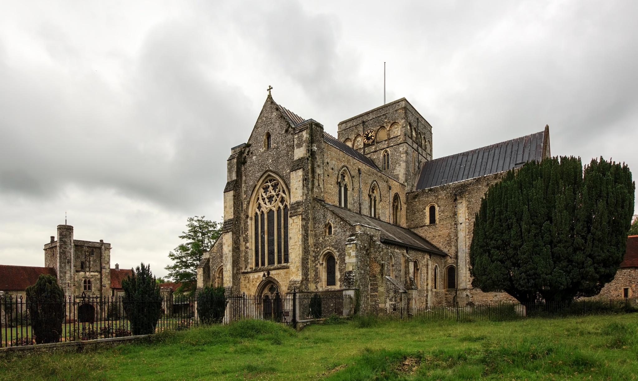 Church St Cross - Winchester, England by GaryCorken