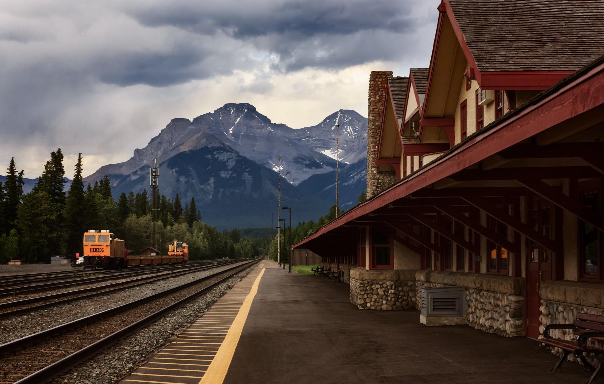 Banff Station by GaryCorken