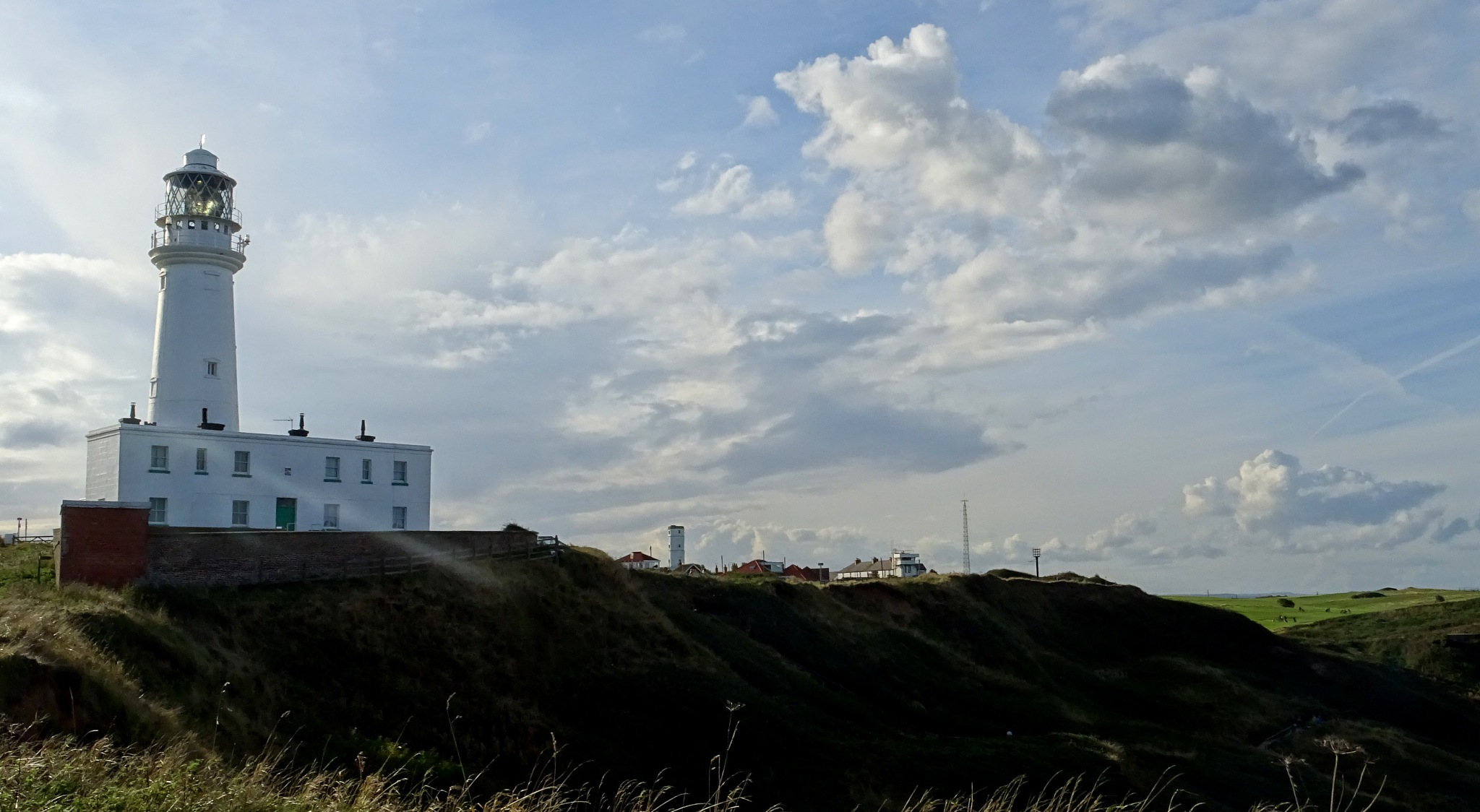 Flamborough light house by kayThornton