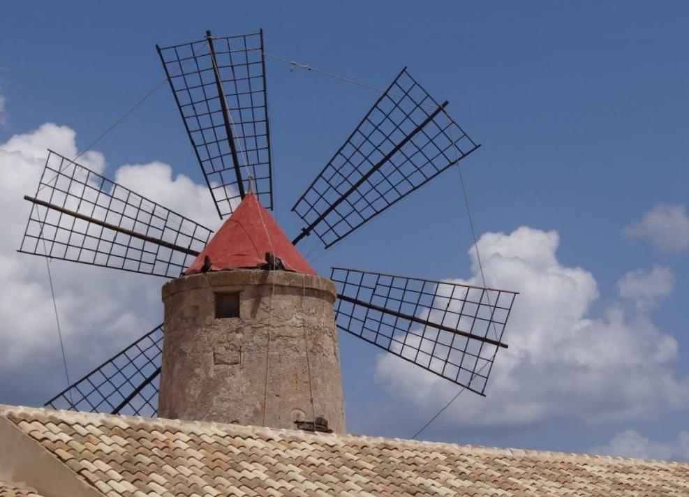 Windmill by Selma Adolfsson