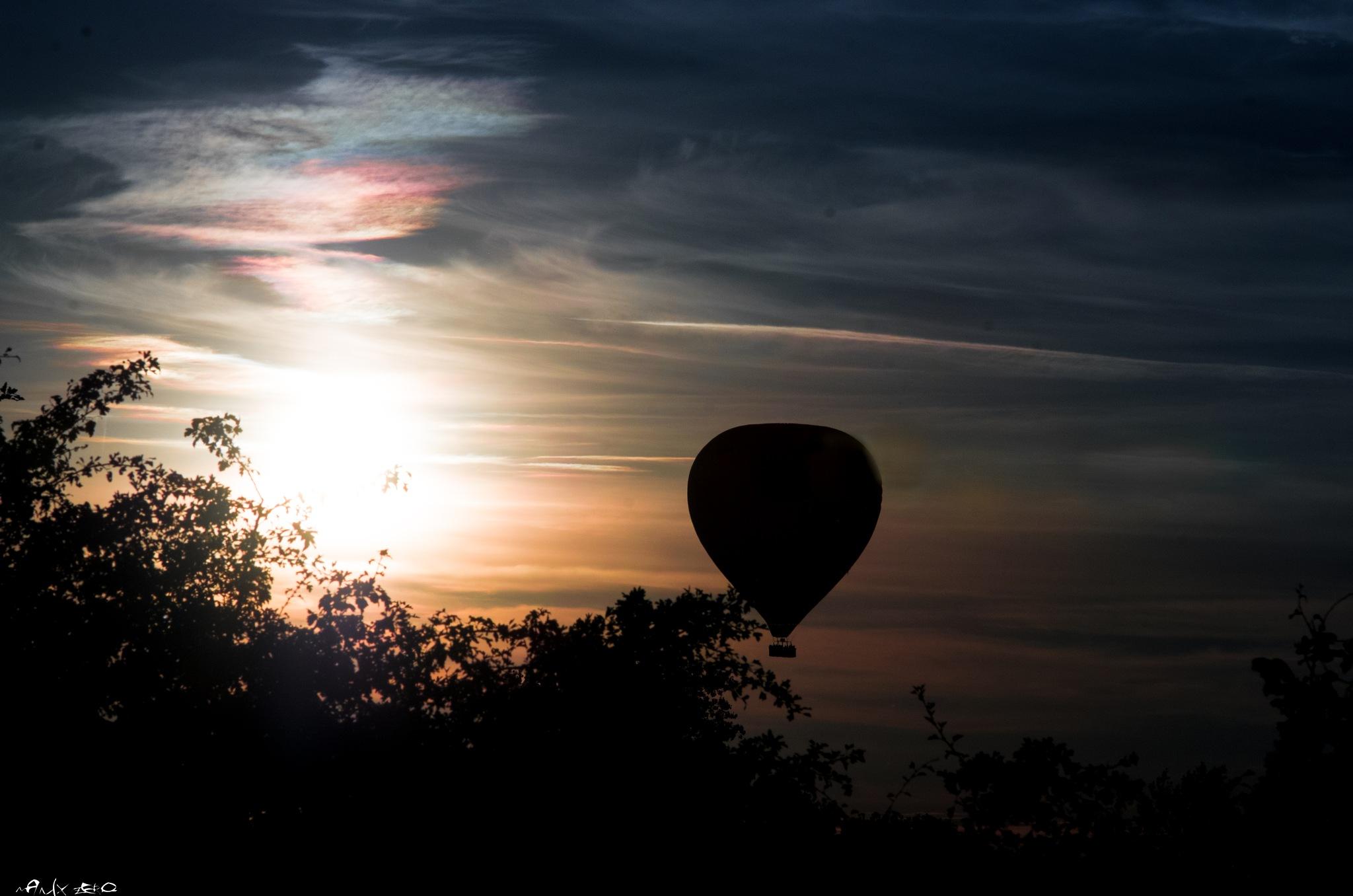 Hot Air Balloon 2 by ManixZero