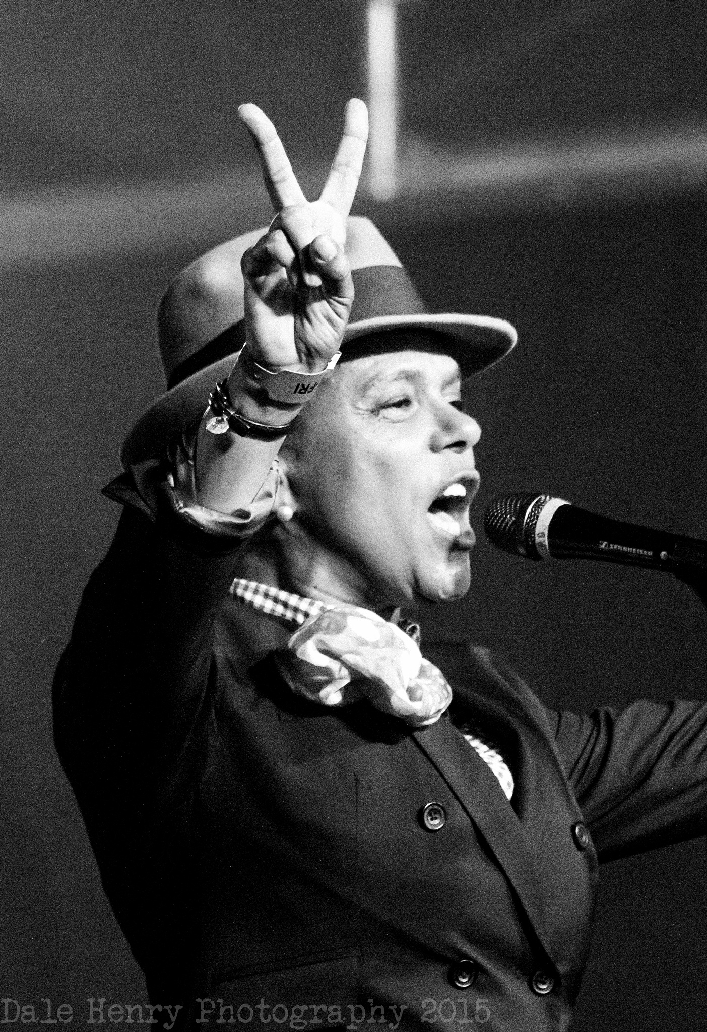 Pauline Black, The Selector. by henners1313