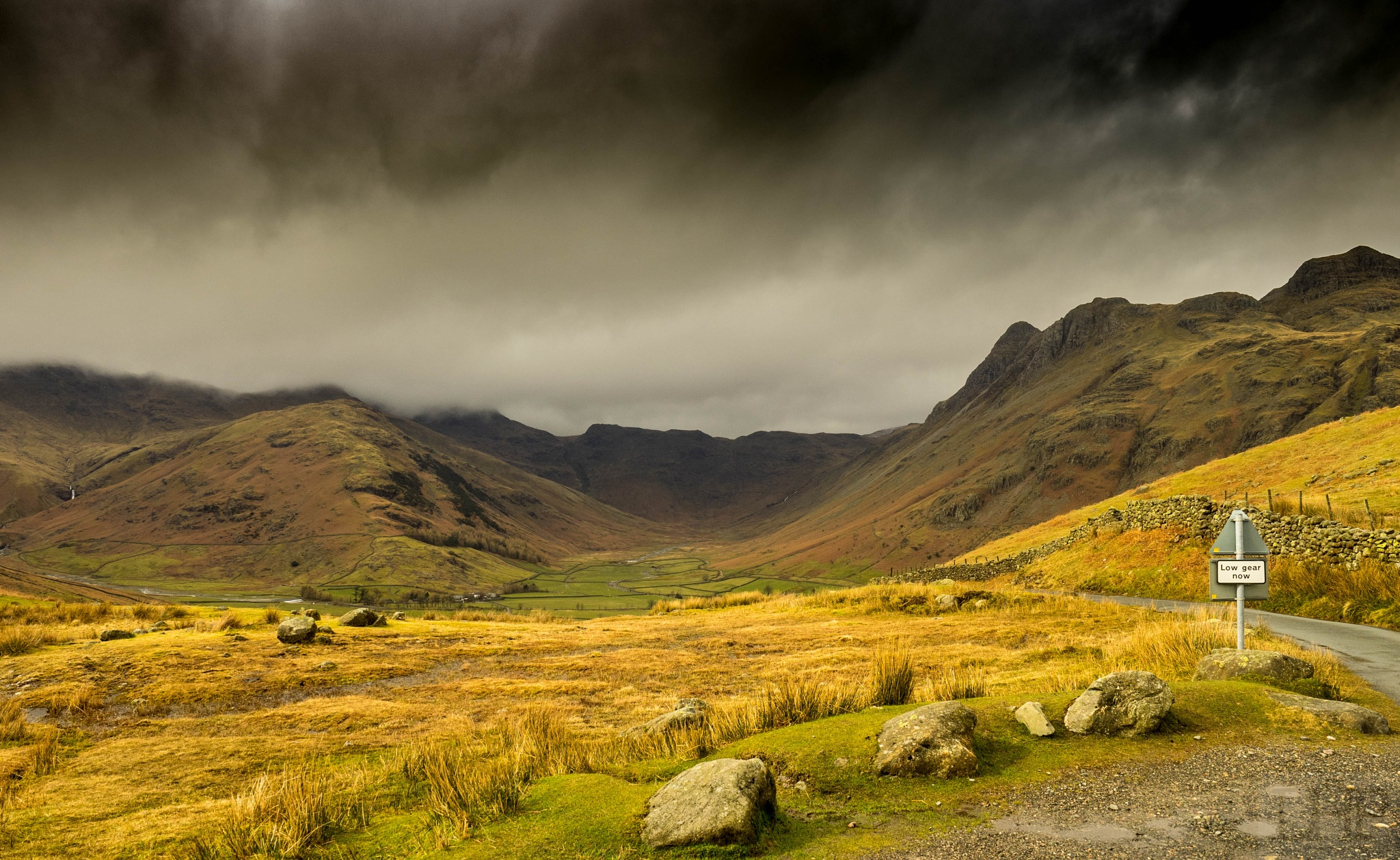 the lake district by henners1313