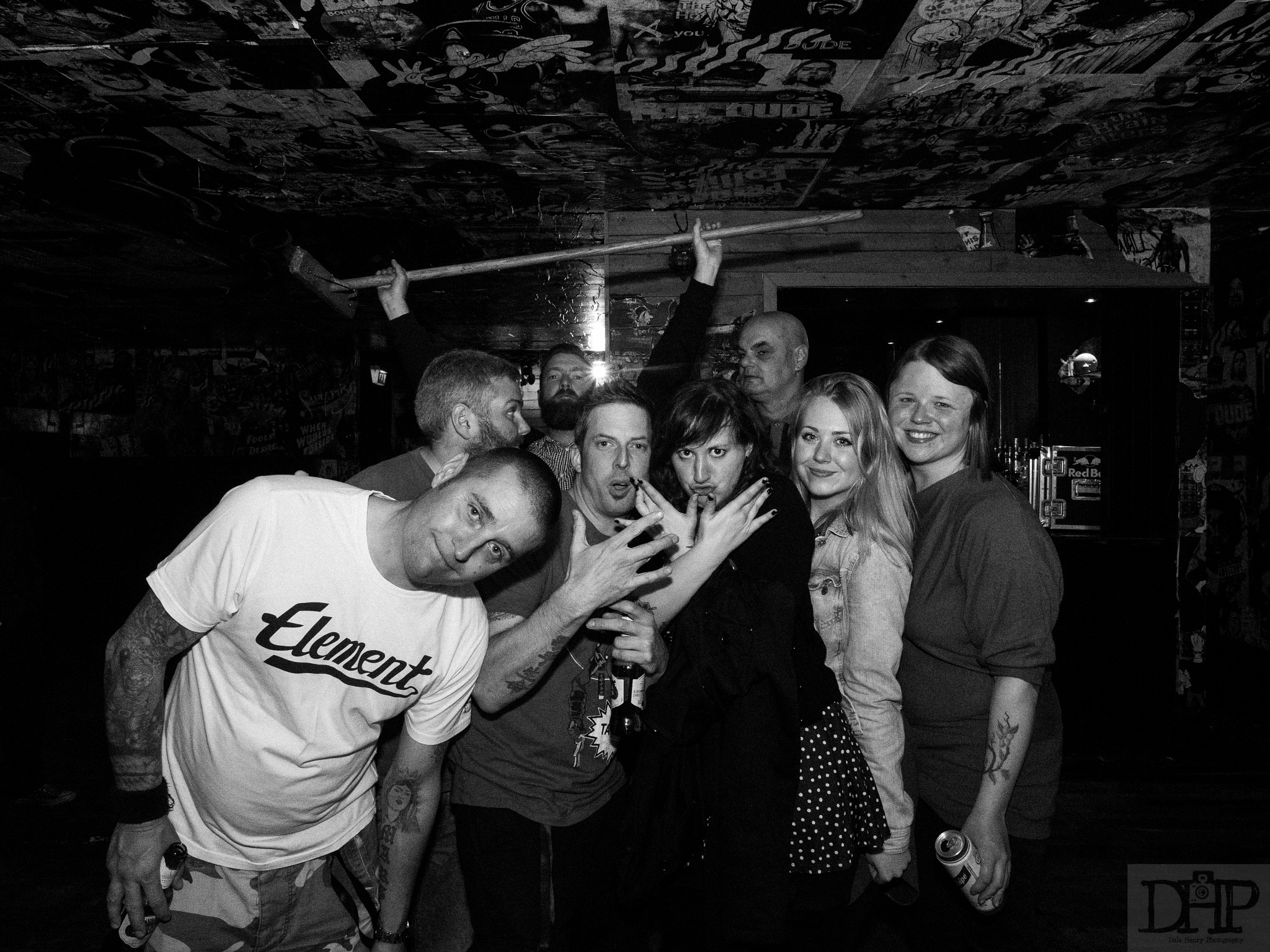 Photo in Concert #ska #punk #spunge #newcastle #gigs #music #keep music live