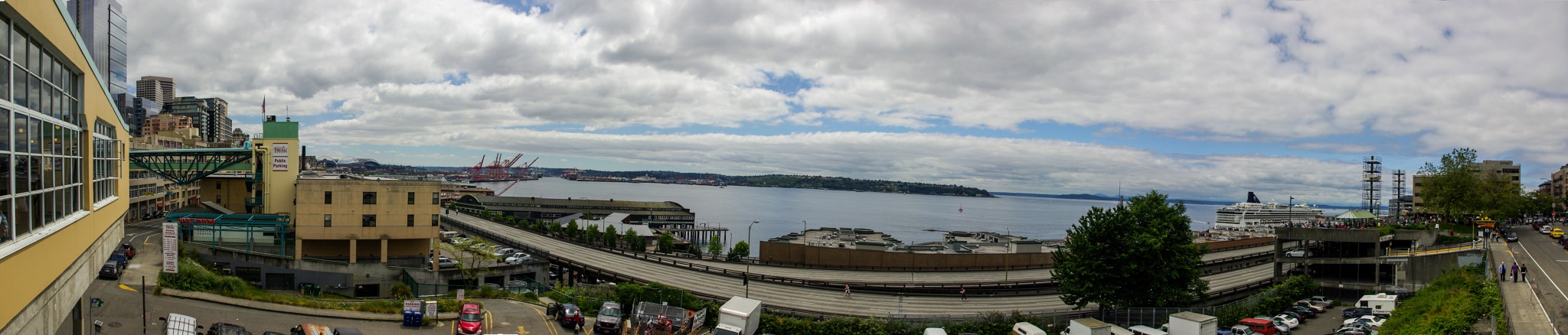 Pike Place by Peter Blaha