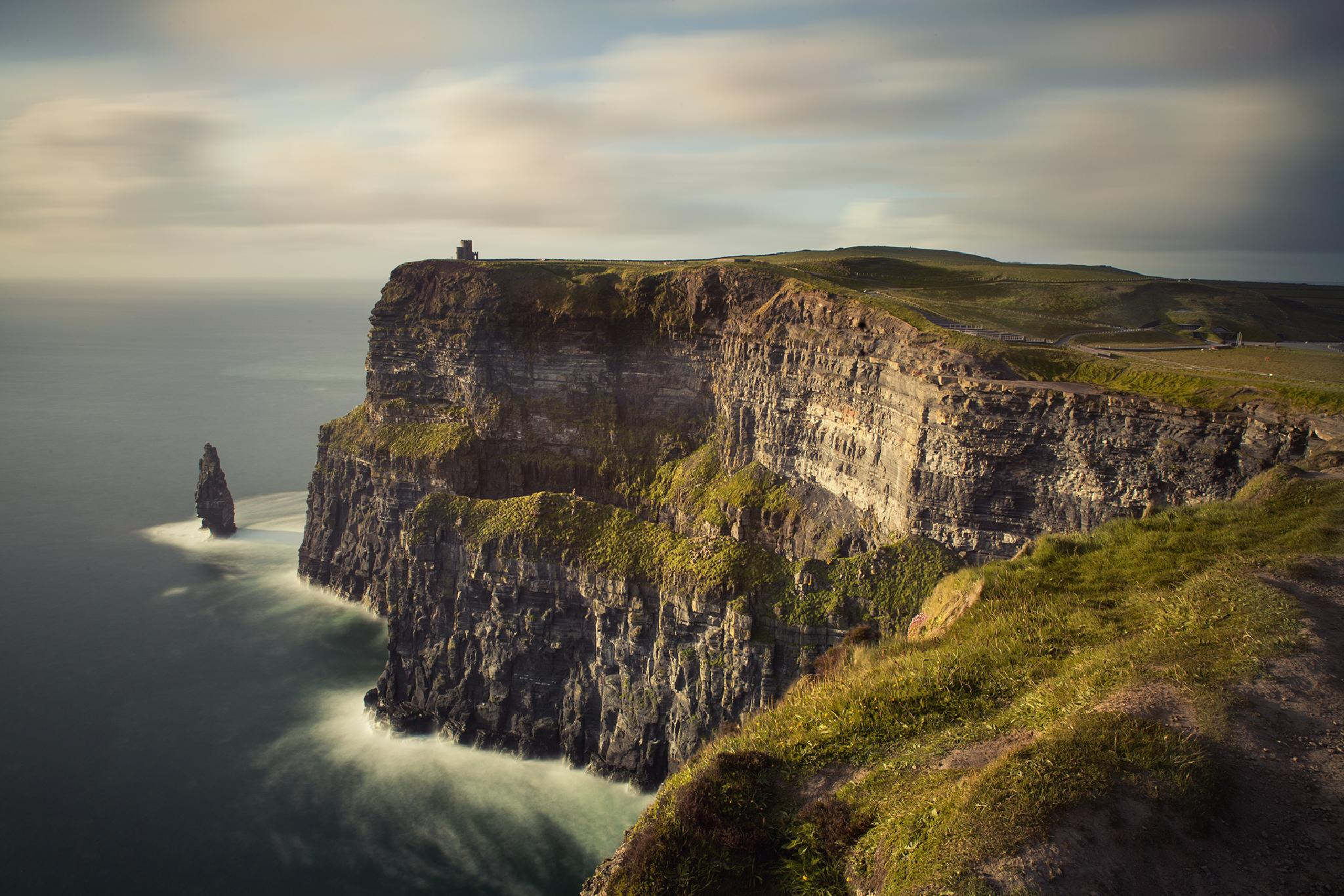 Cliff Of Moher by stefanosans