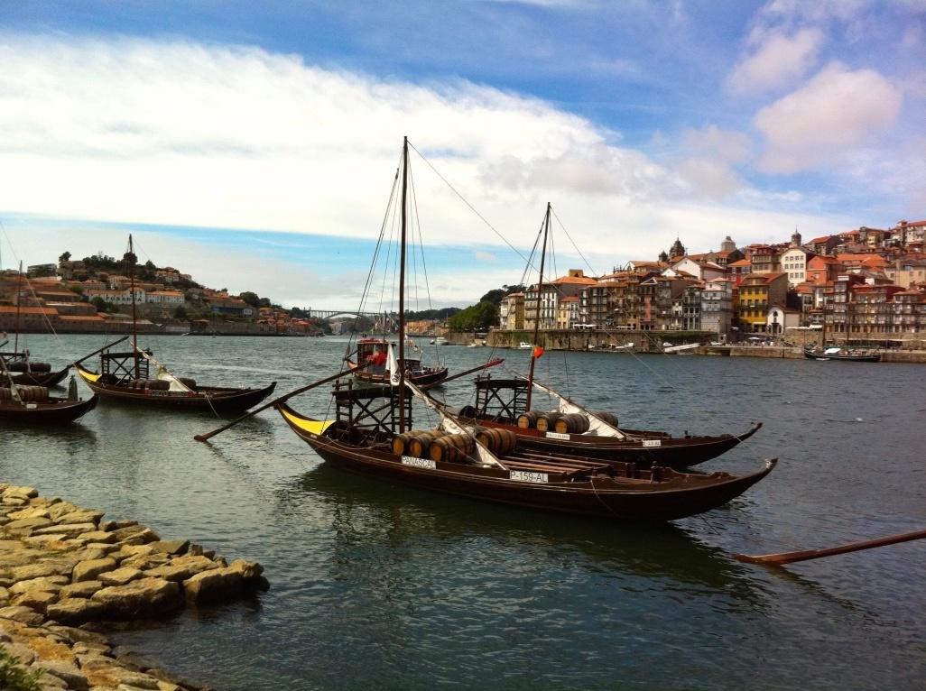 Rabelo Boat by Ian M
