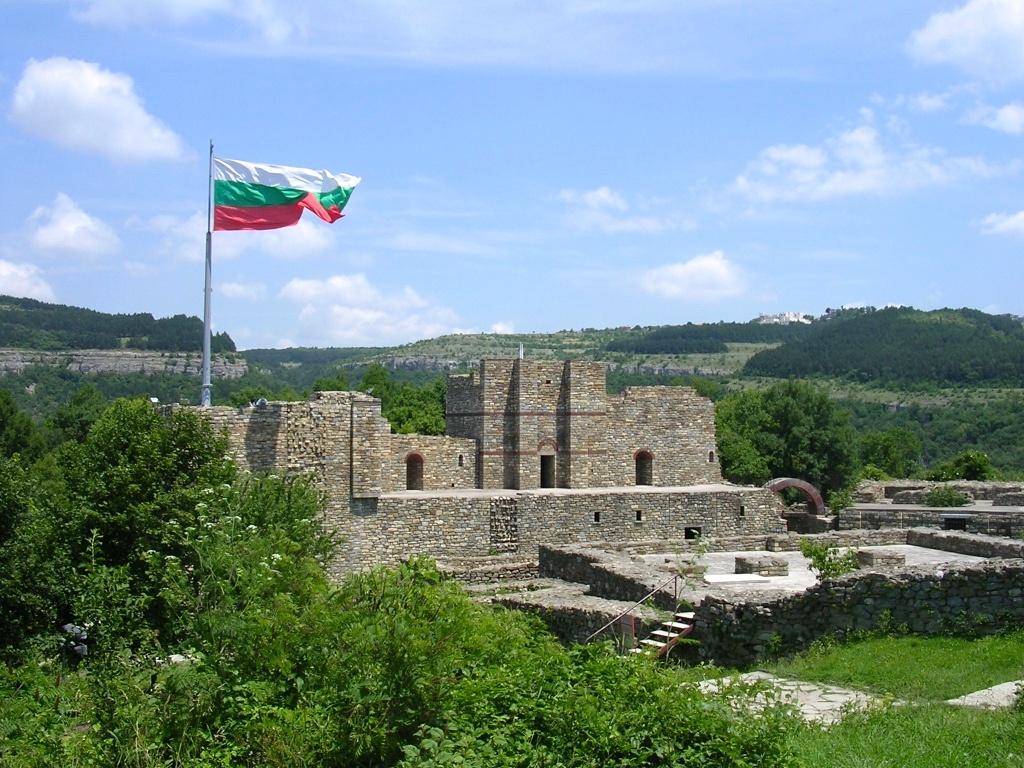 Fortress (Tsarevets) by Ian M