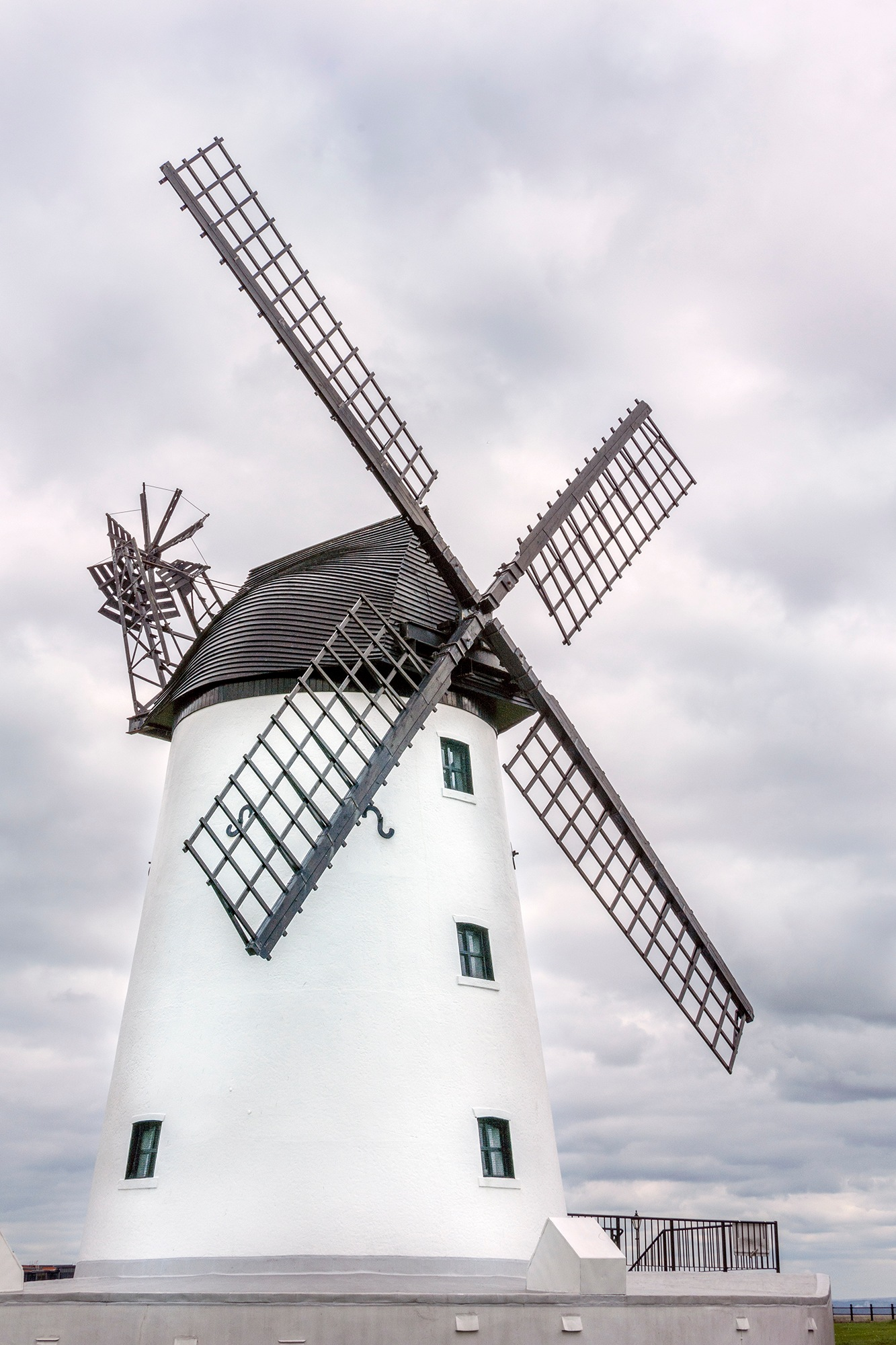Windmill by Ian M