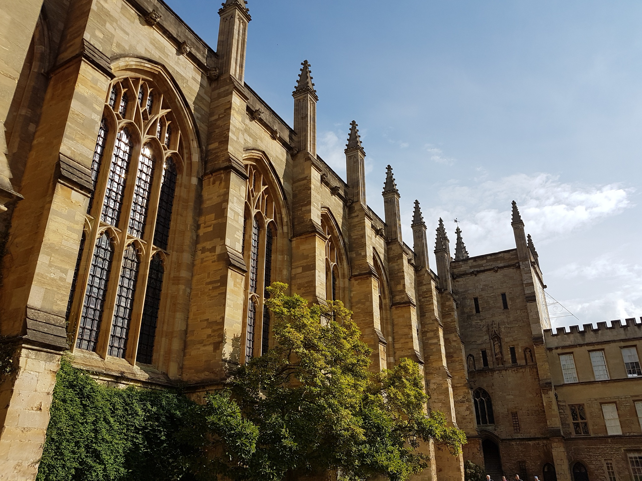 New College Oxford  by JayneG