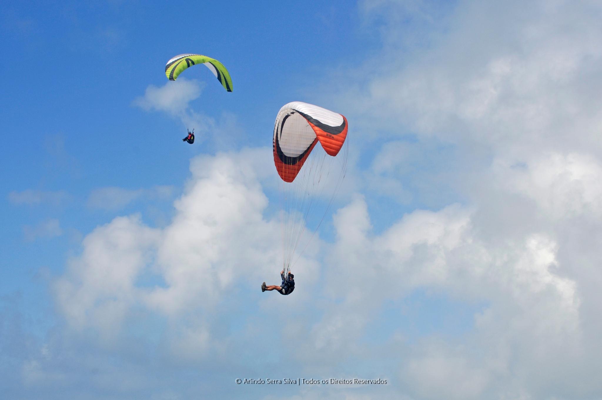 Icaro's flyght by Arlindo Serra Silva