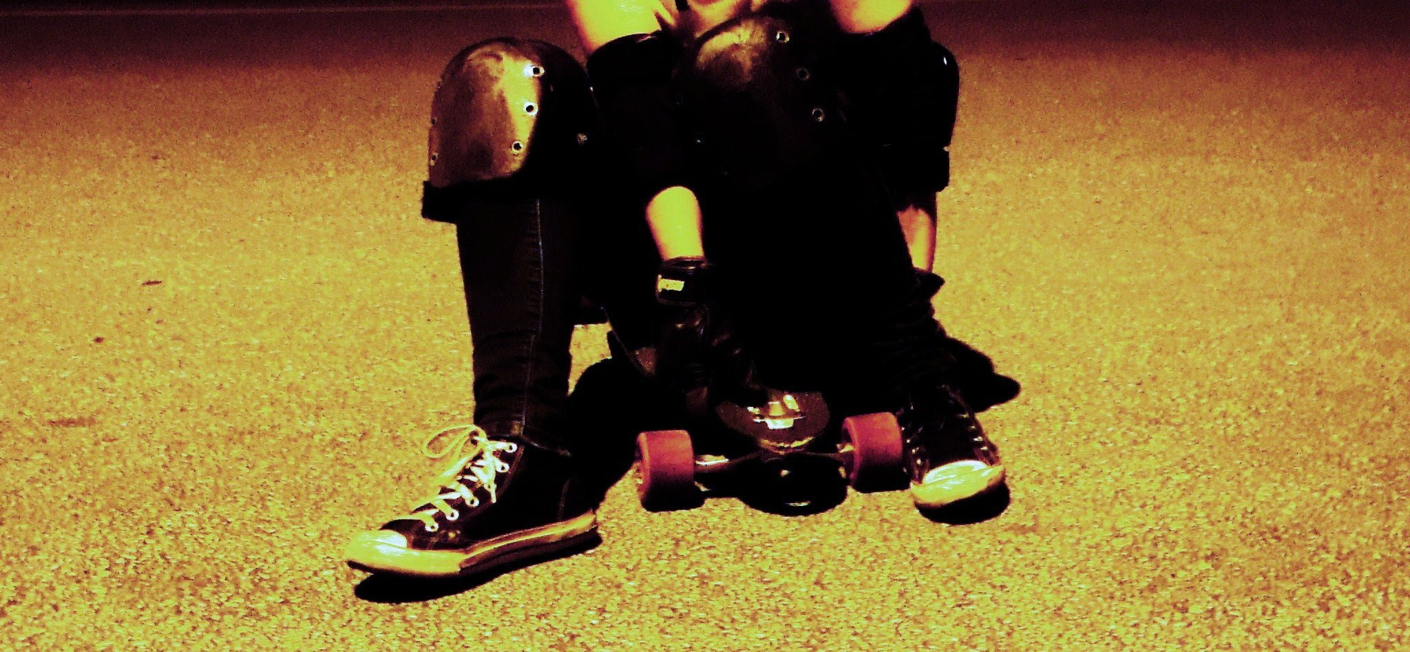 3am Witching Hour Freestyle Longboarding by ButterBee