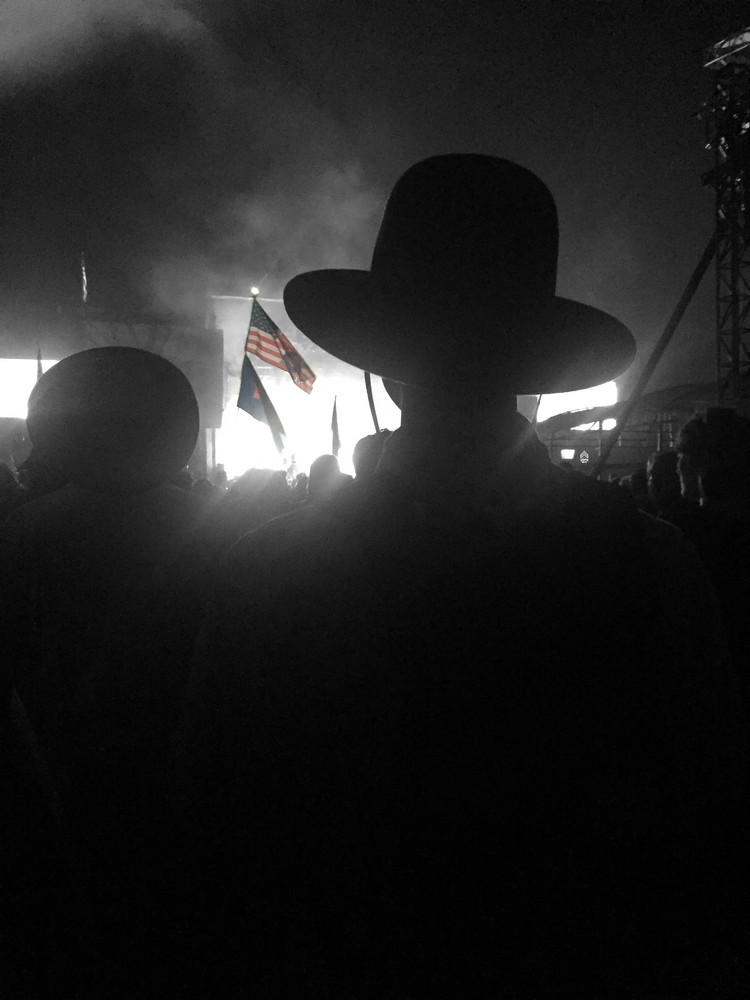 Stars and Stripes at ACL by semperwifi