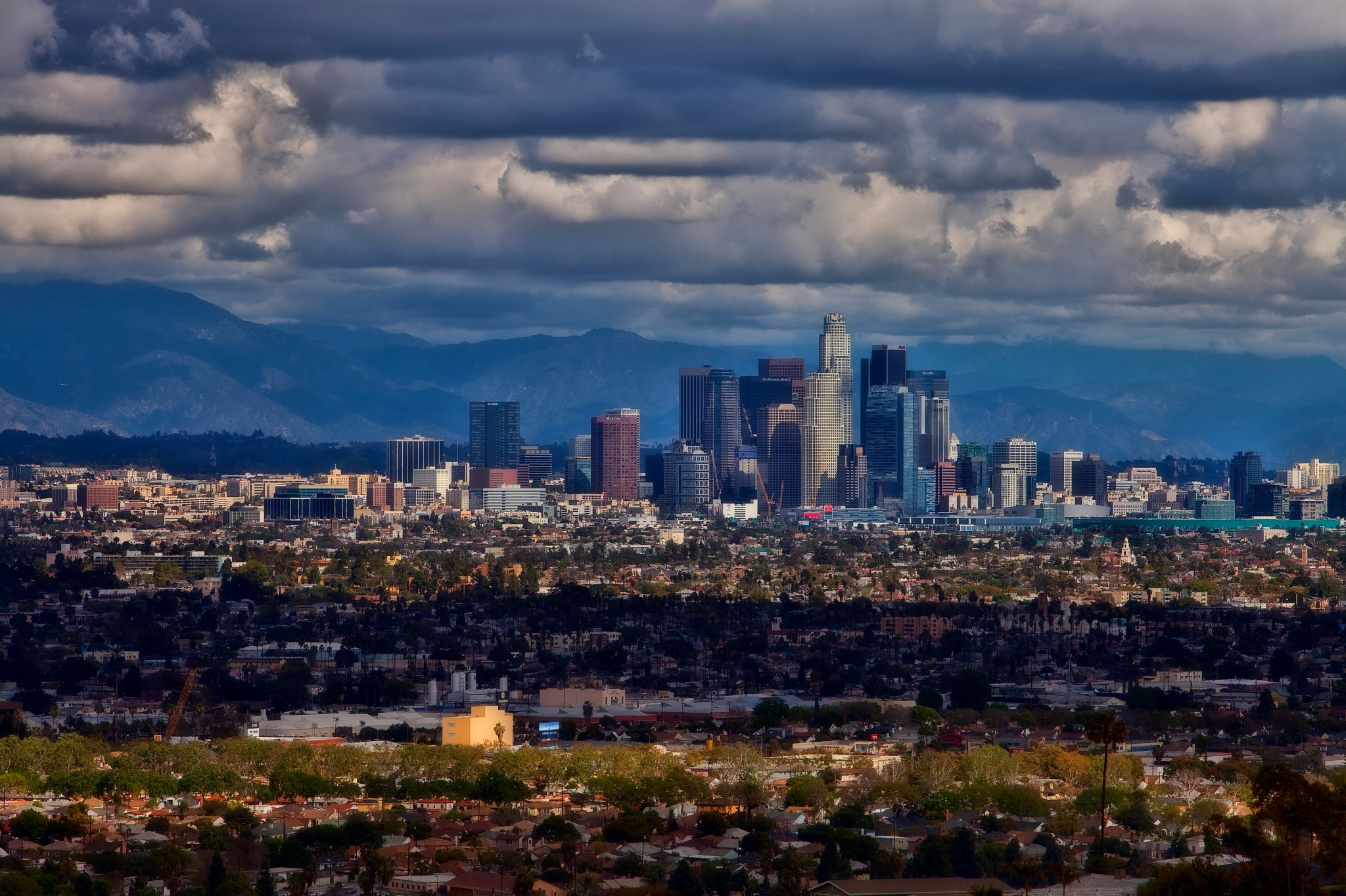 Los Angeles by Stevens Ross