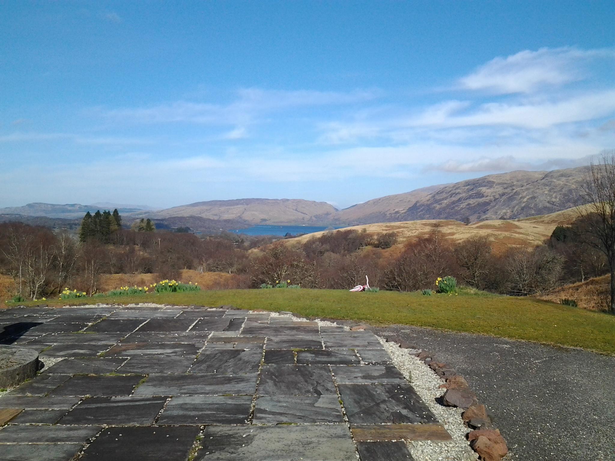 Loch Awe by remelrose1