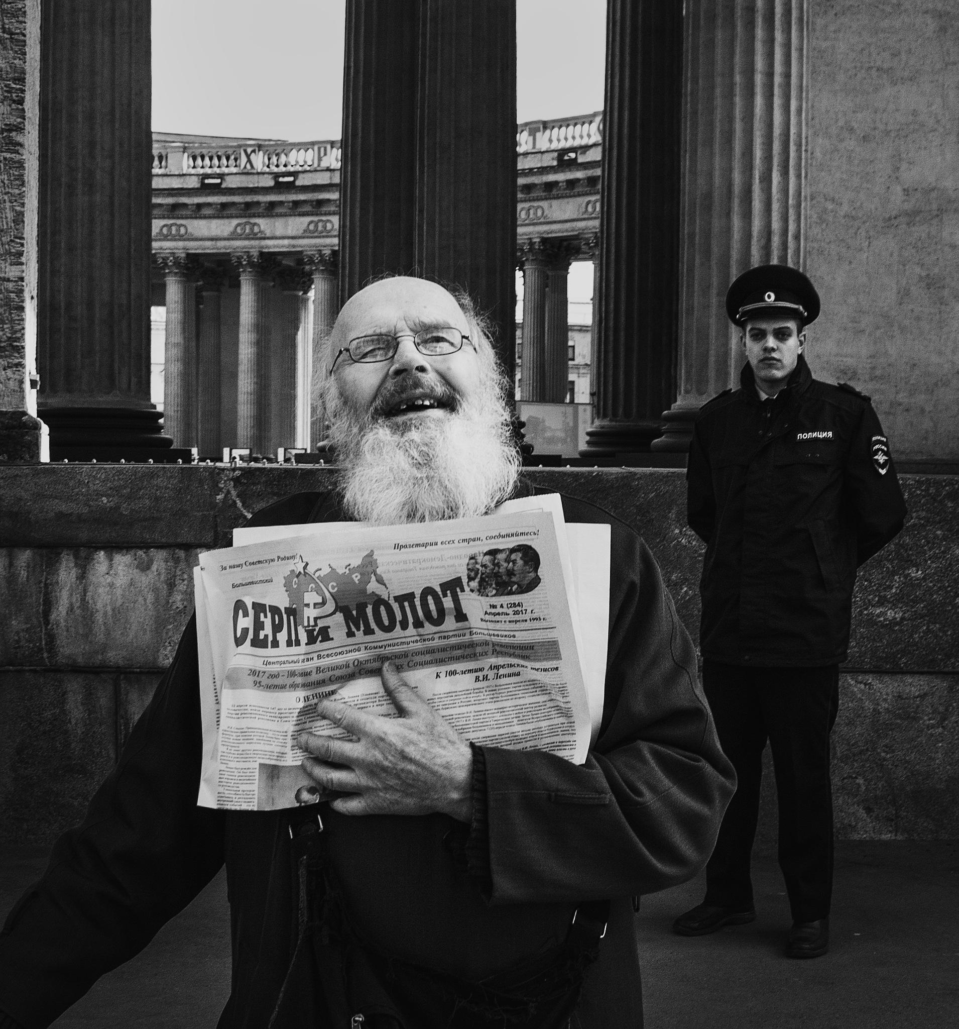 Russian politics. Stalin inside. by Maria_Rahmaninova