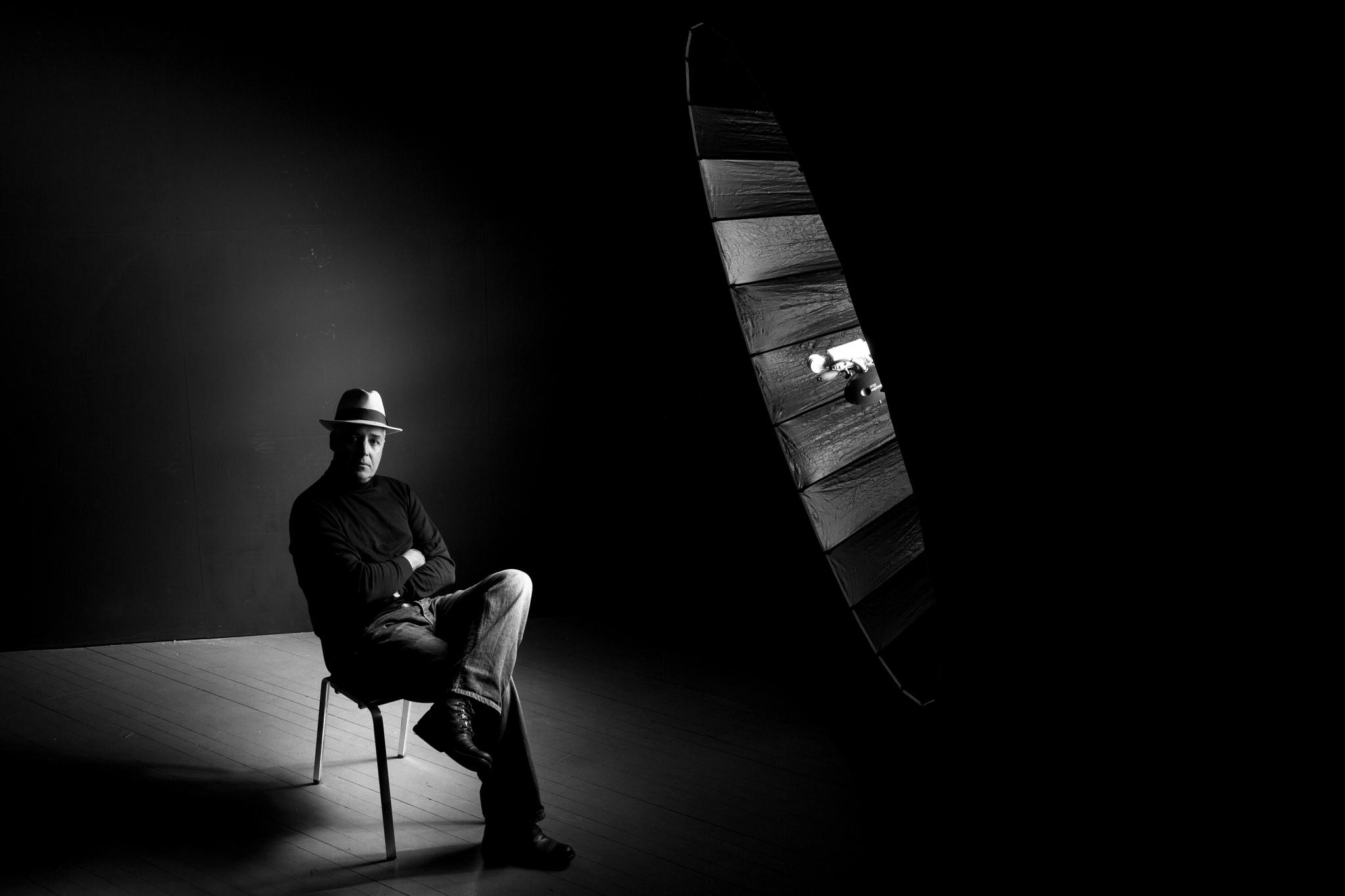 Self portrait by Steve H