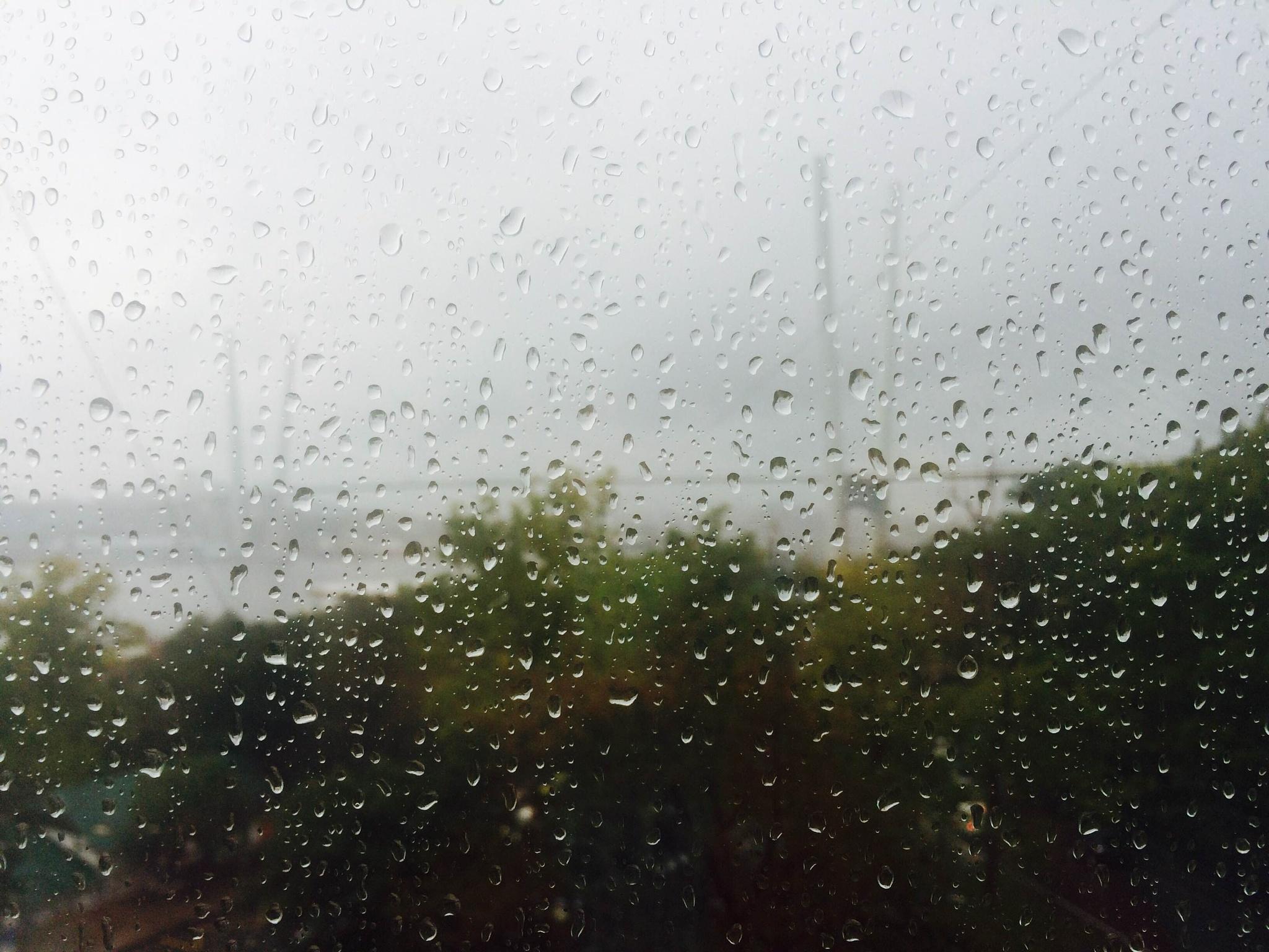 Raining again by Martin Blum