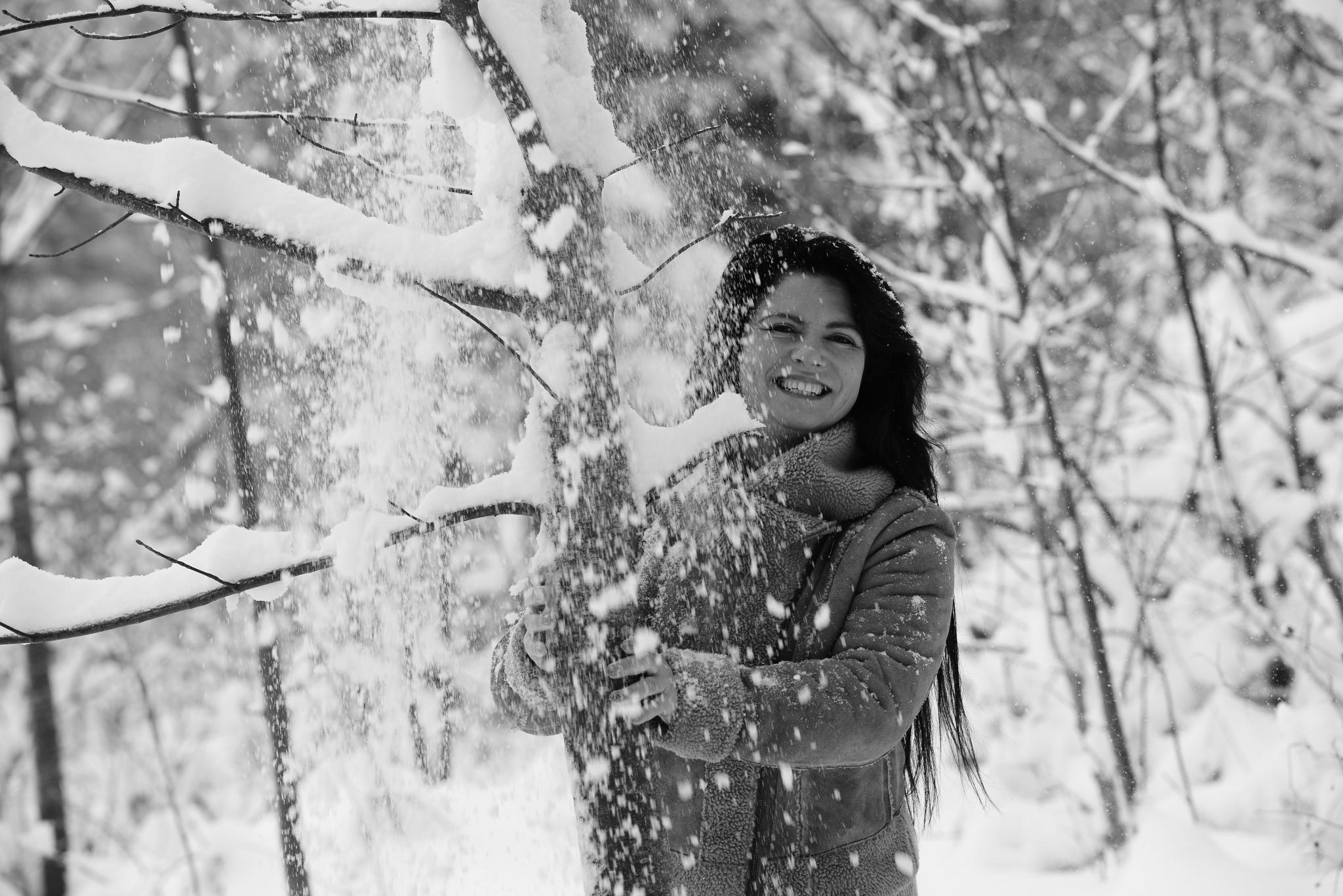 Le Chaleur de la neige  by jpsphoto